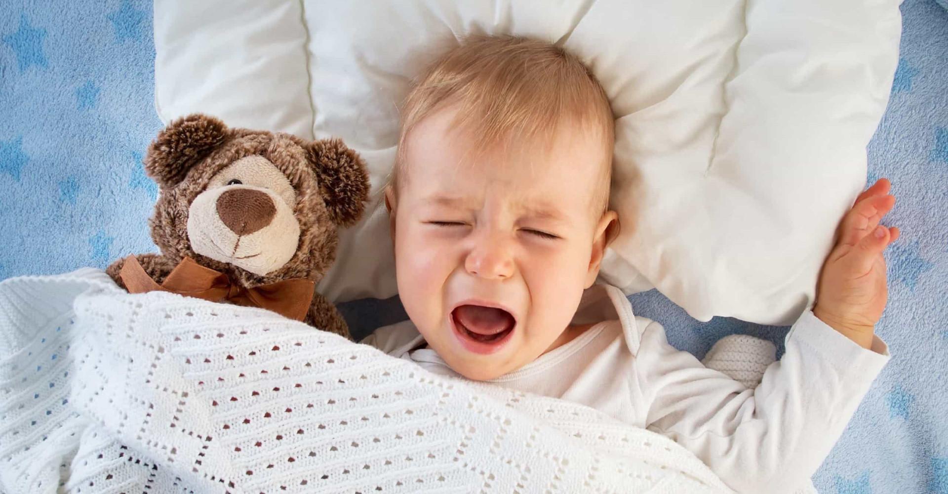 Baby's die ouders wakker houden zijn slimmer