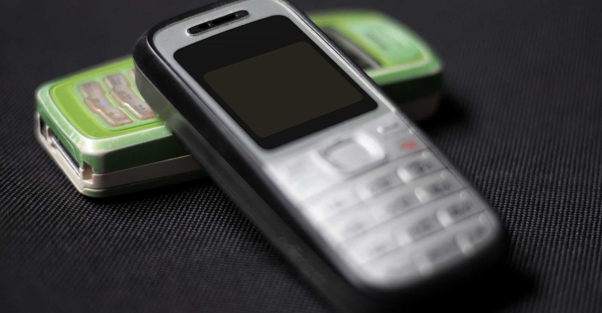 De voordelen van een 'domme telefoon'