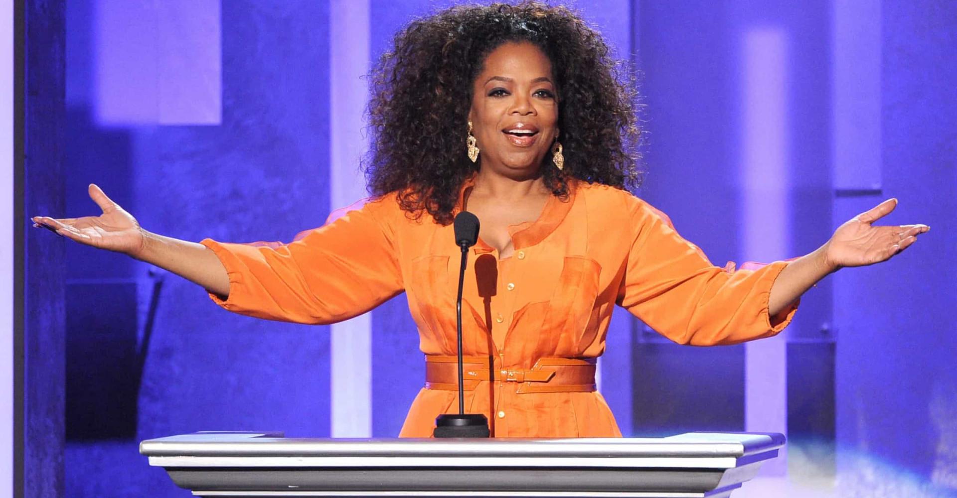Hemmelighetene bak Oprah Winfreys suksess