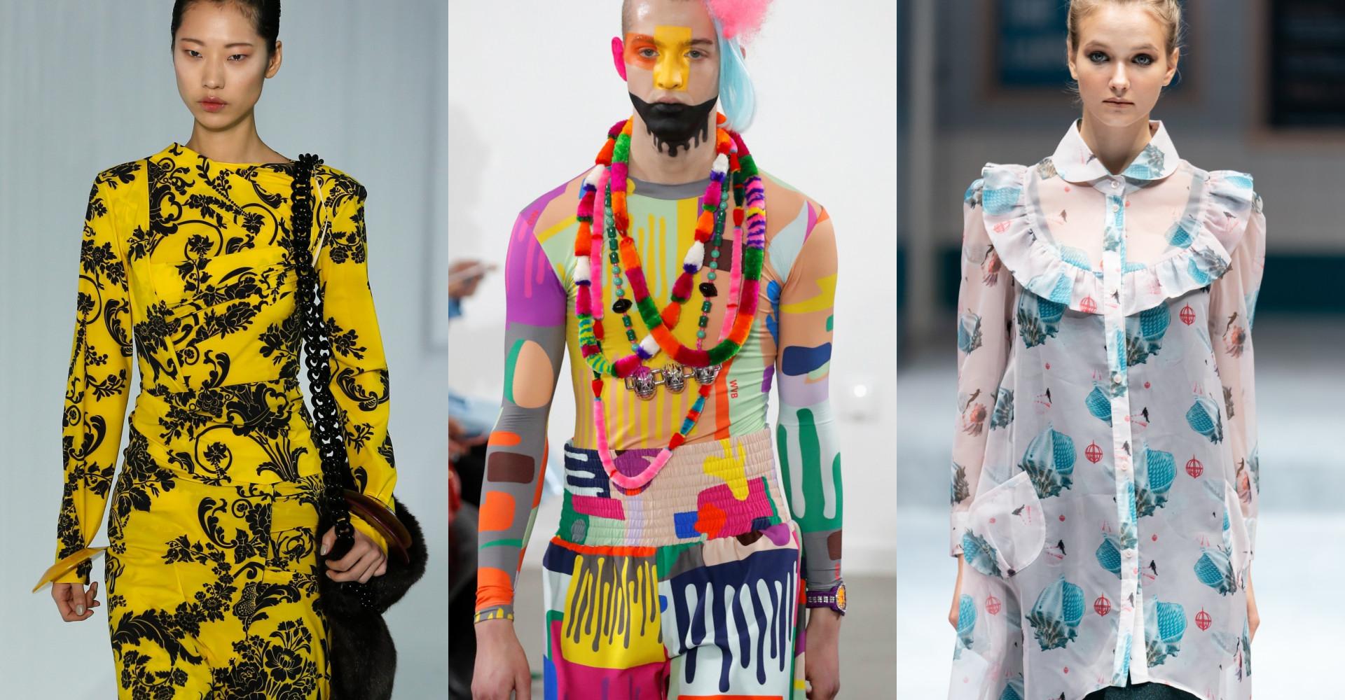 As últimas tendências nas semanas de moda