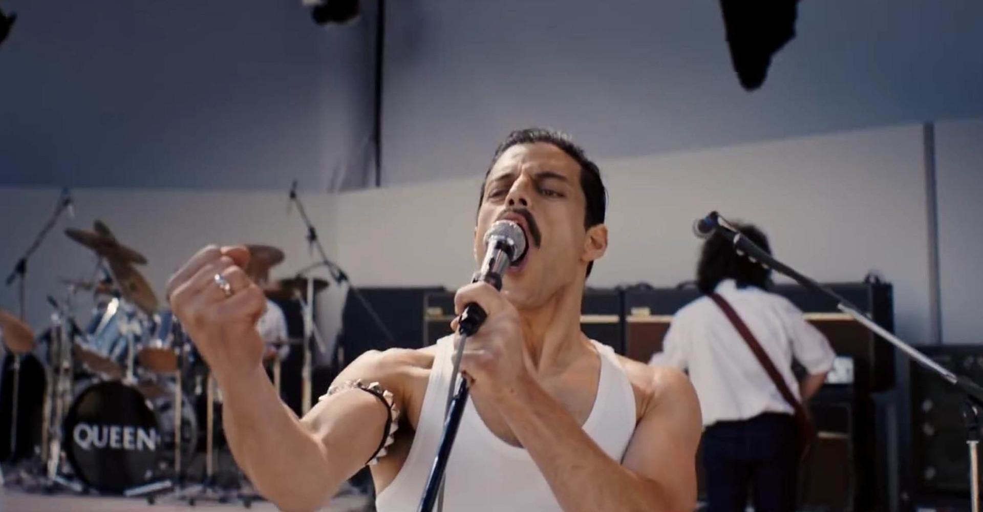 'Bohemian Rhapsody' será exibido na China mas Freddie Mercury não será gay