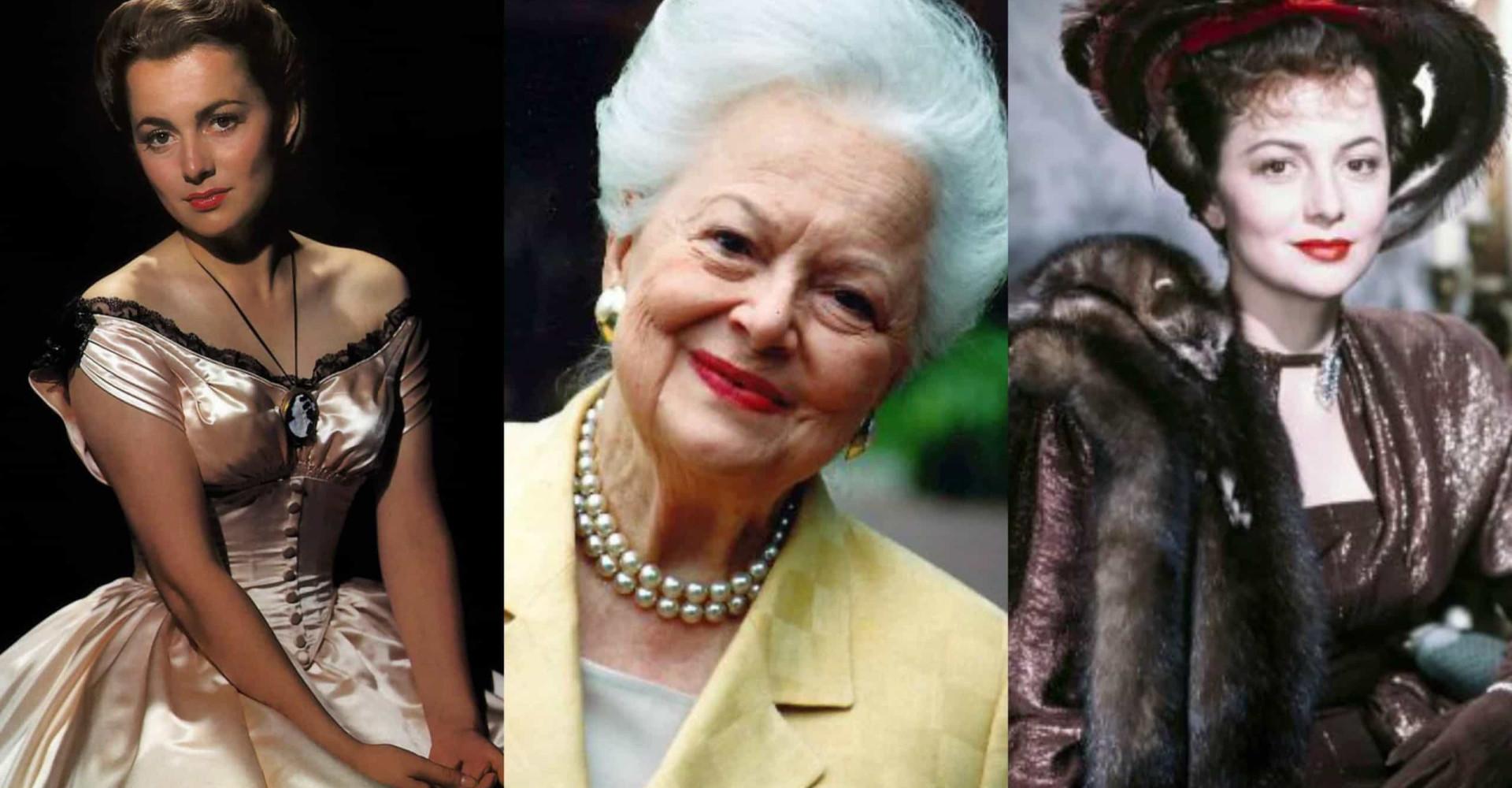 Olivia de Havilland: Tutustu legendaarisen elokuvatähden elämään ja uraan