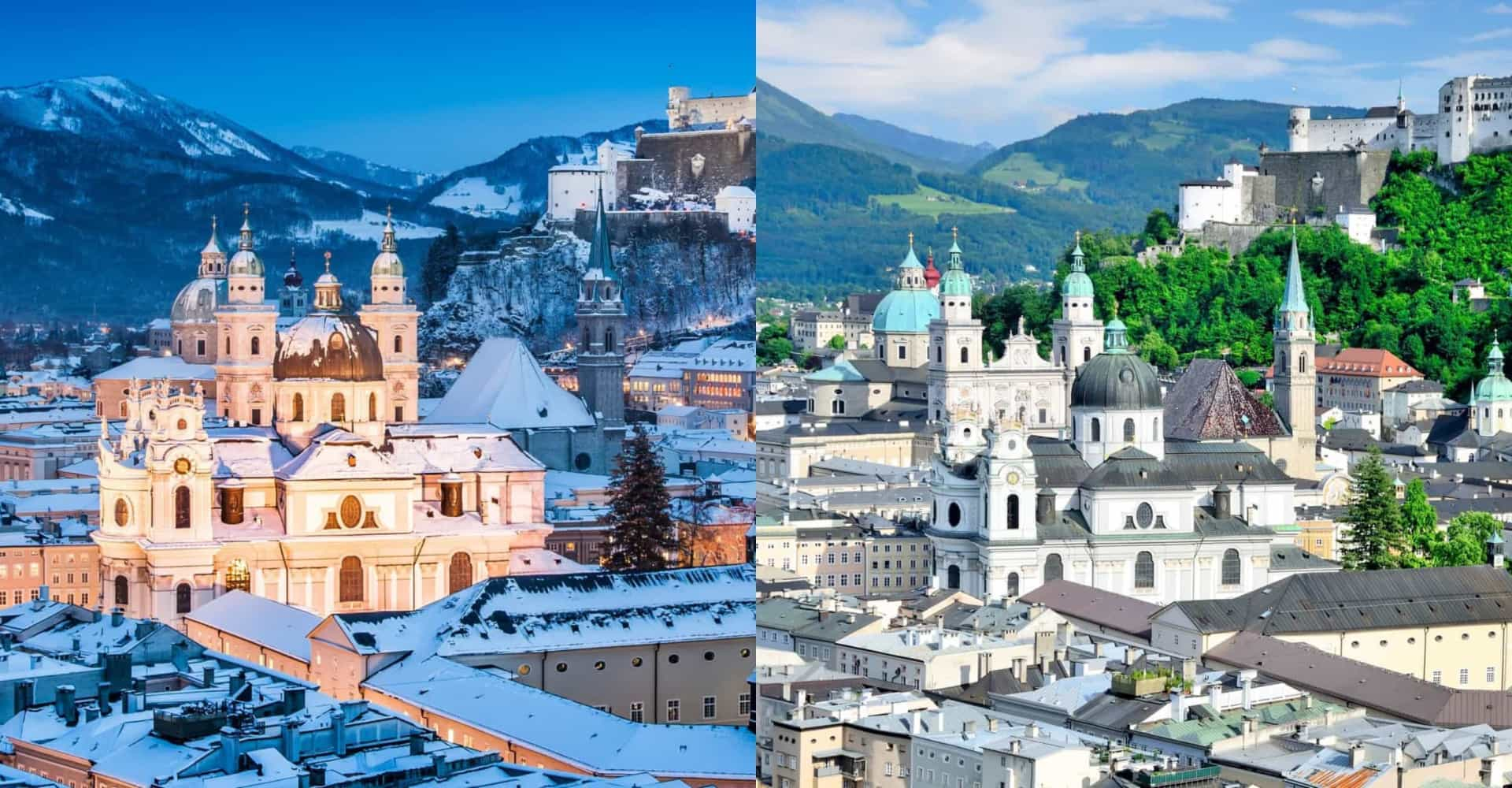 Insider Tips: Enchanting Salzburg is a city for any season