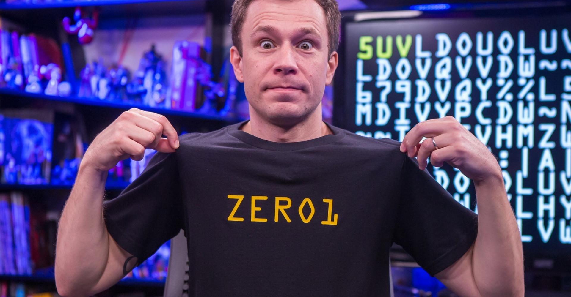Programa 'Zero 1' de Tiago Leifert ganha nova temporada na Globo