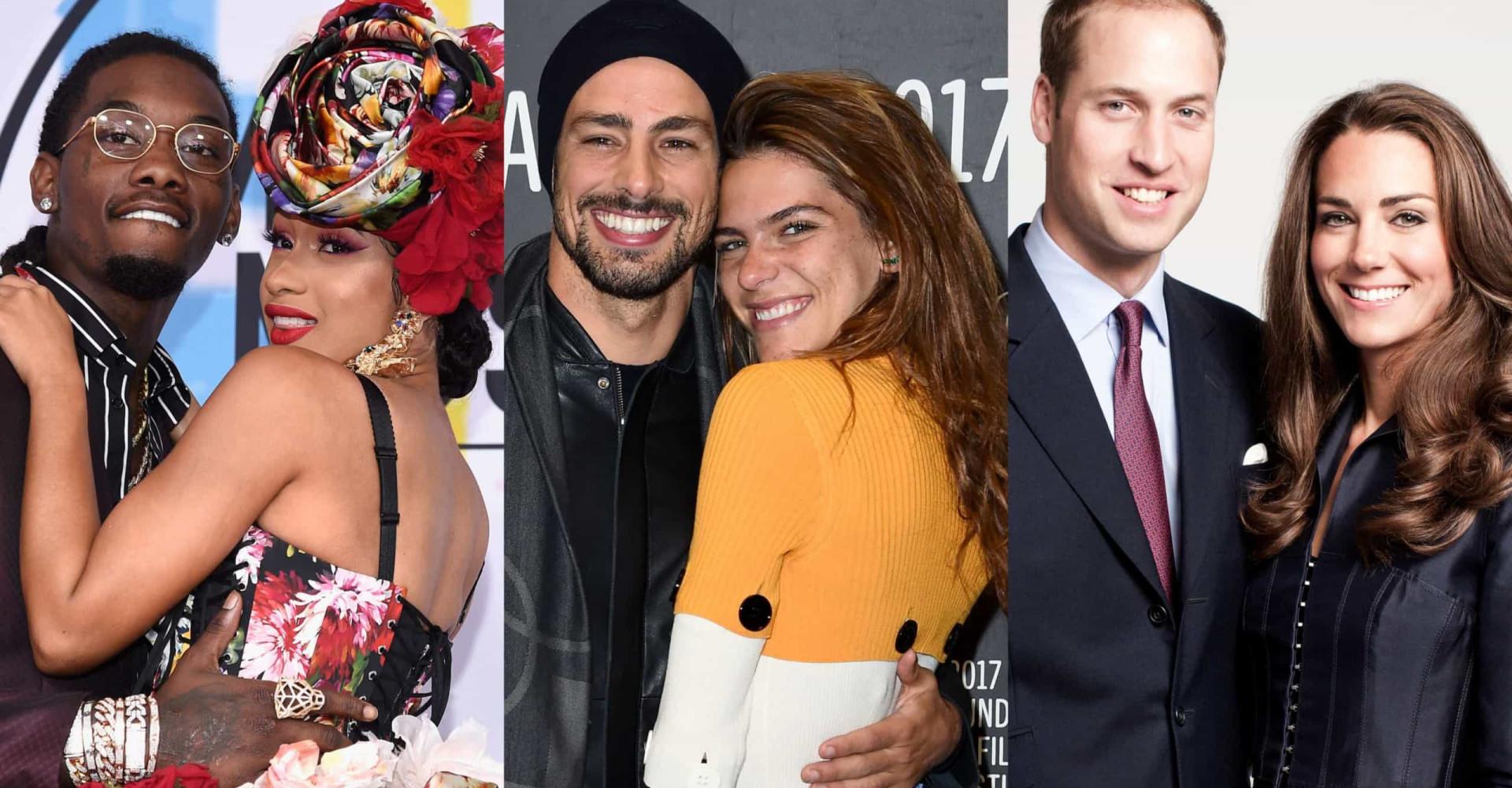 Os casais famosos que romperam e se reconciliaram!