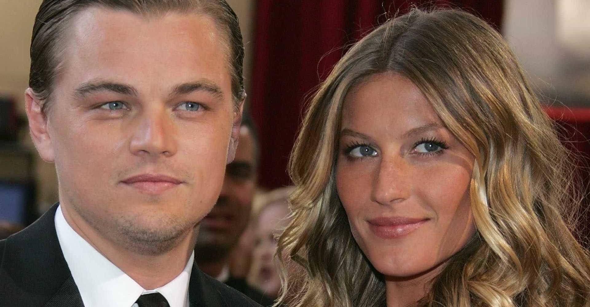 Gisele Bündchen revela motivos do fim da relação com Leonardo DiCaprio
