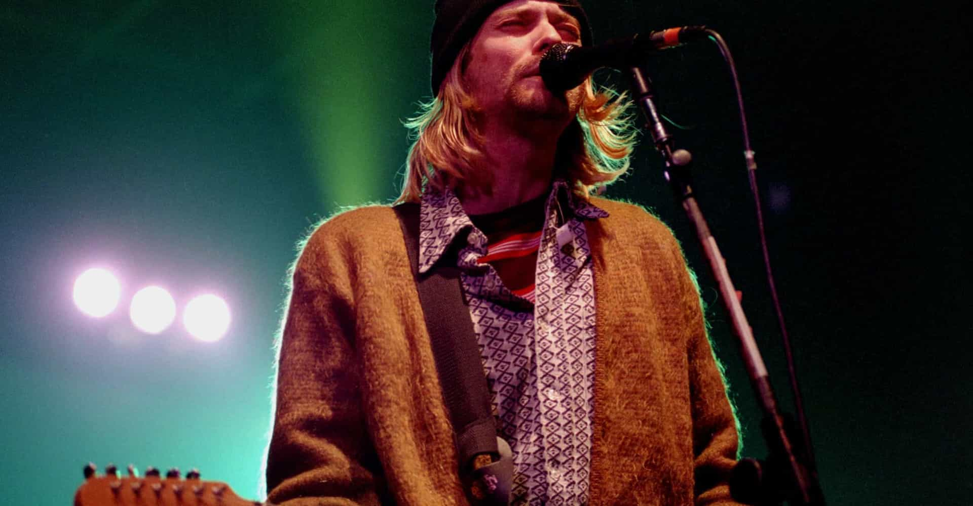 Kurt Cobain's favorite albums of all time