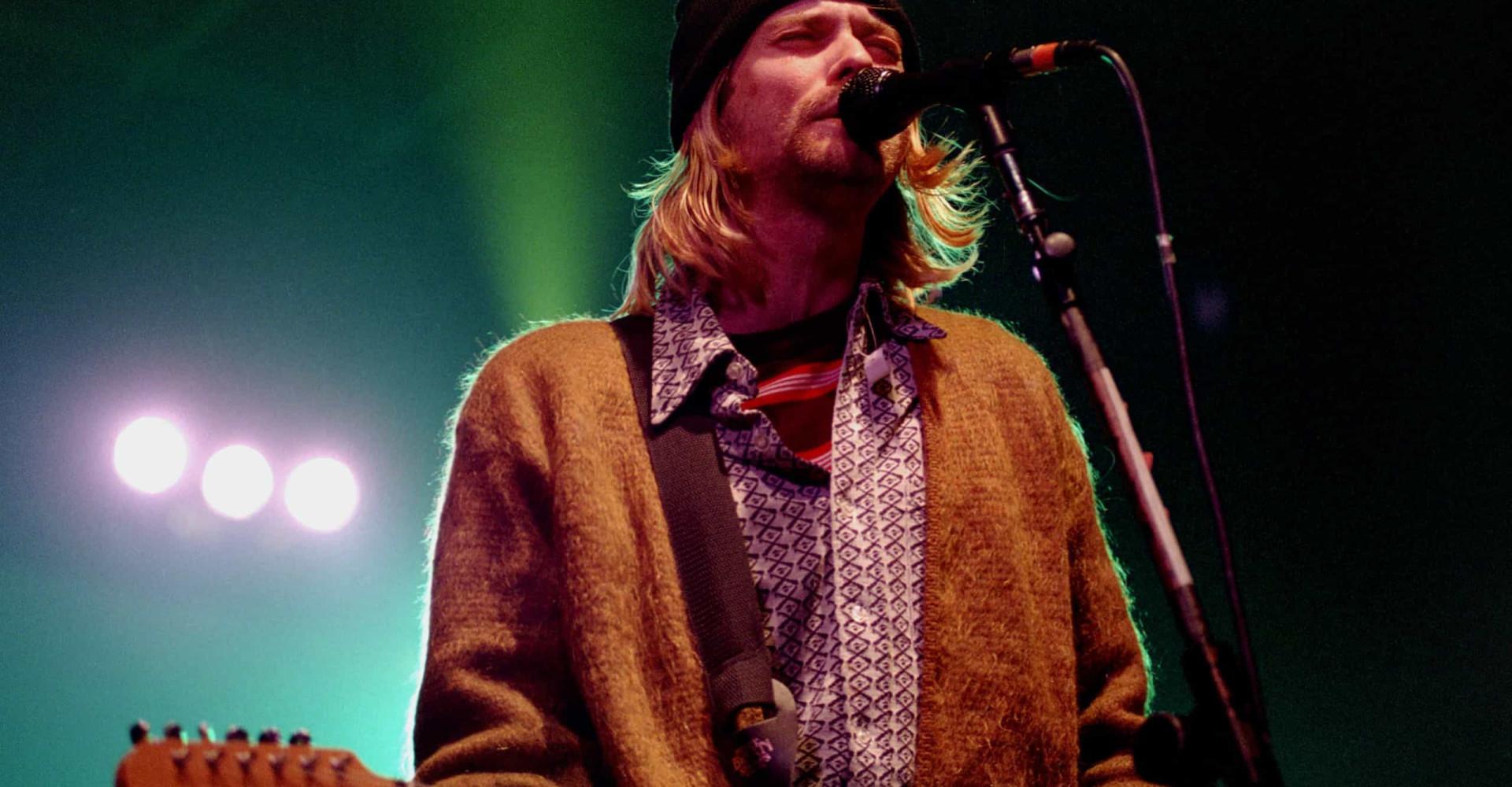 Sabia que Kurt Cobain adorava estes álbuns?
