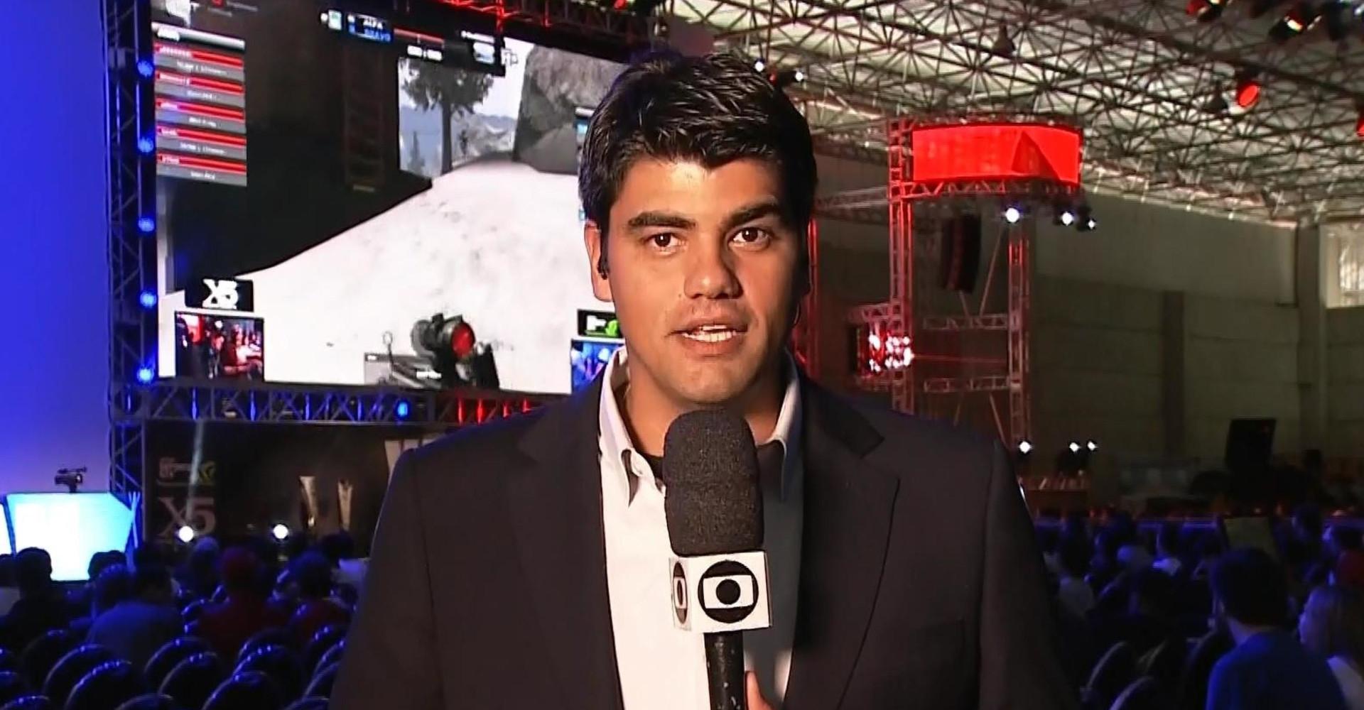 Repórter conhecido como Datena da Globo apresentará o 'Bom Dia SP'