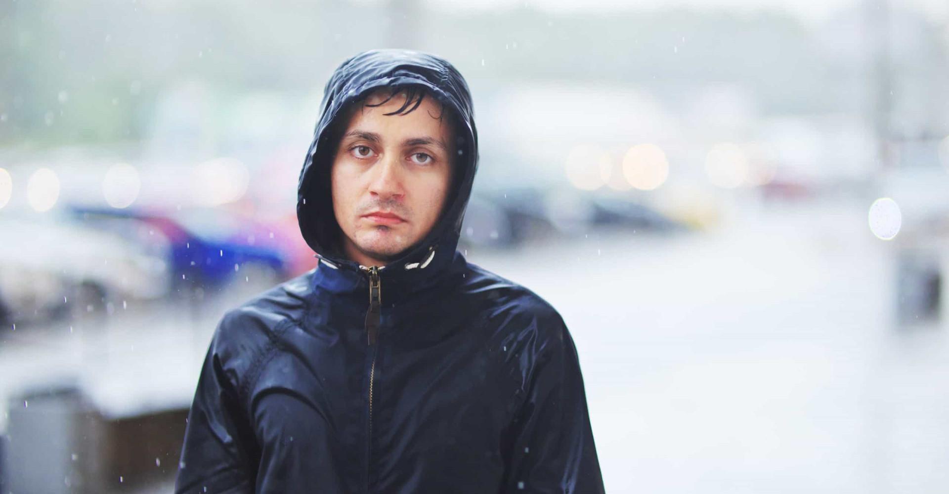 De invloed van regen op je gemoedstoestand