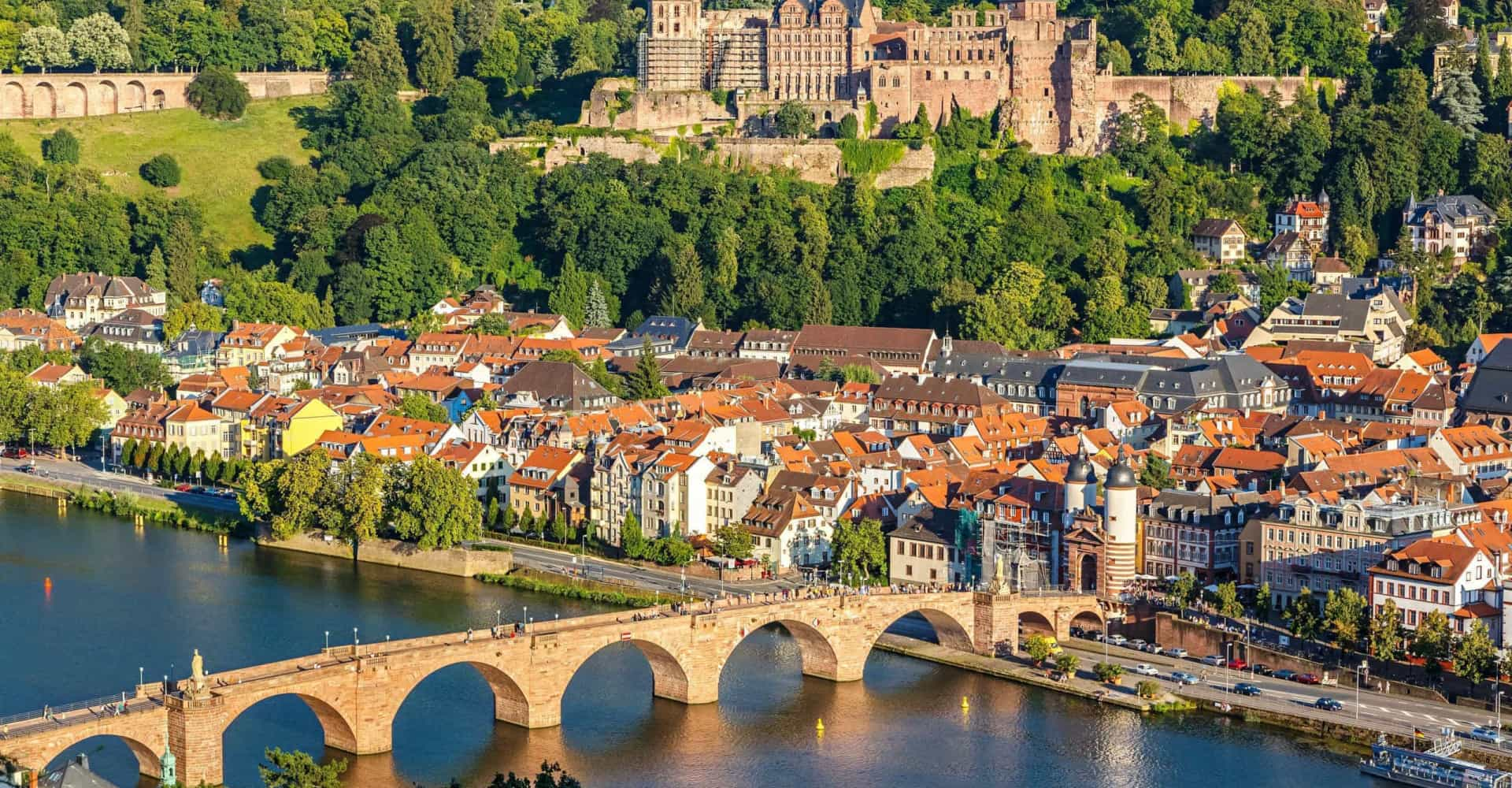 Delving into the romantic heart of Heidelberg