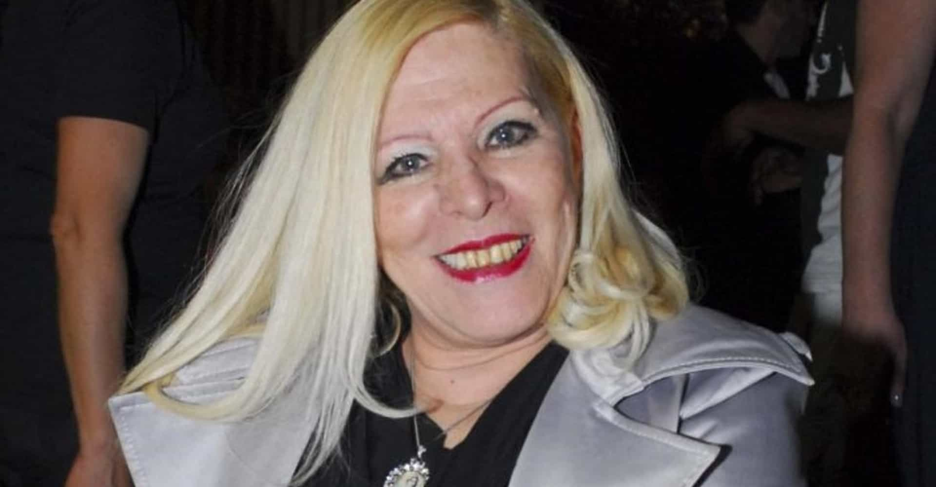 Cantora Vanusa está internada em clínica de reabilitação há nove meses