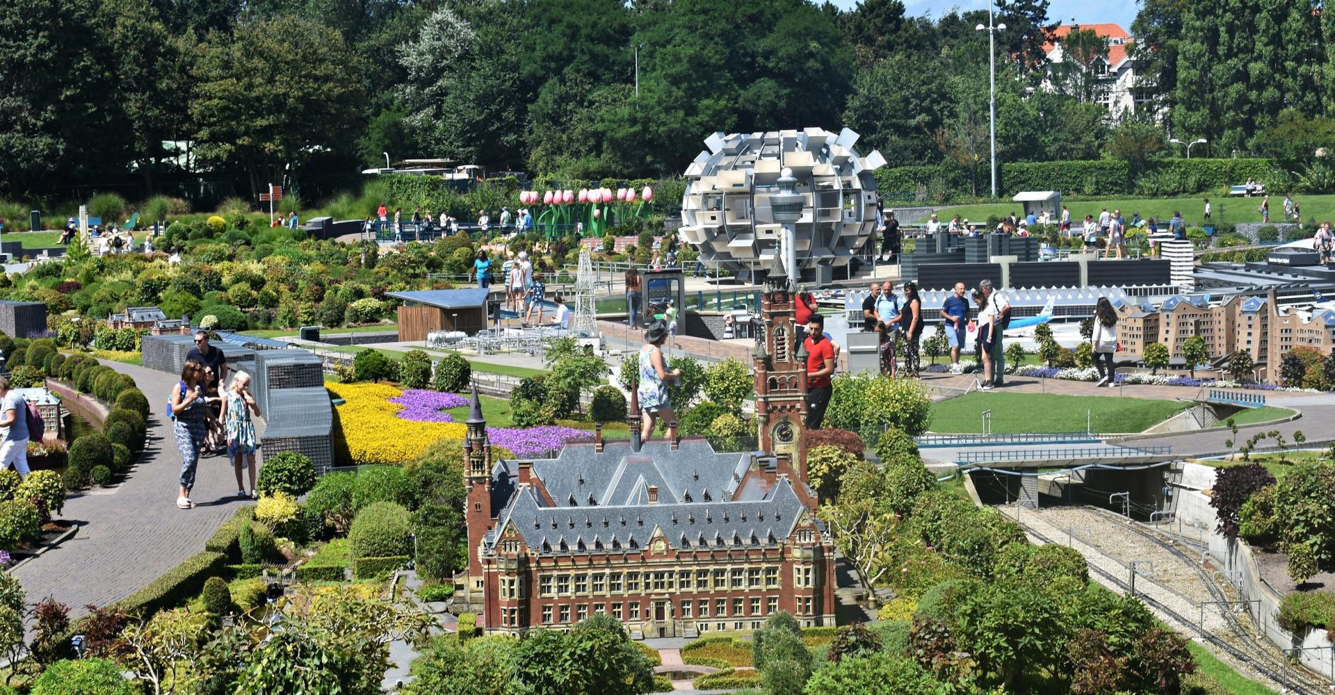 Madurodam: het leukste miniatuurpark van Nederland