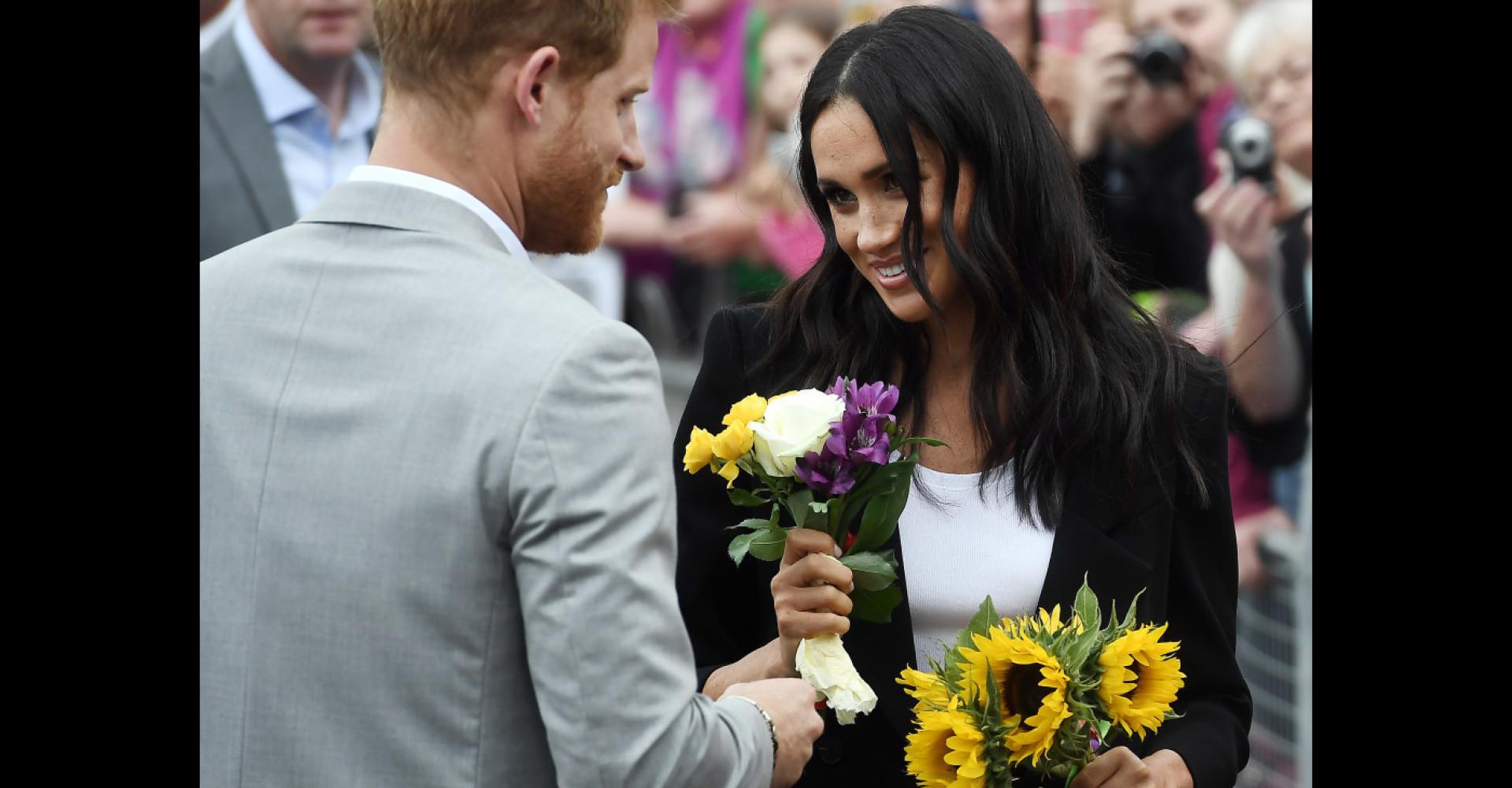 Harry og Meghan: Kærlighedens blik