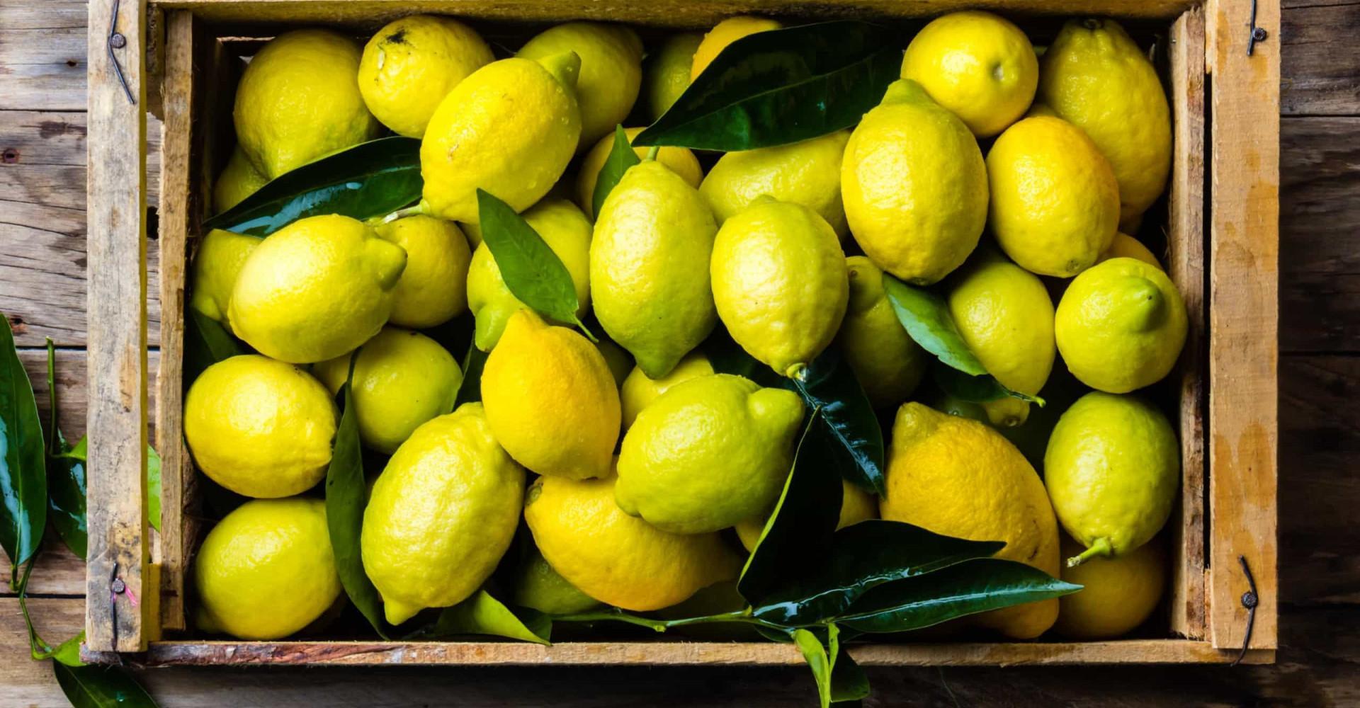 Les 30 vertus exceptionnelles du citron