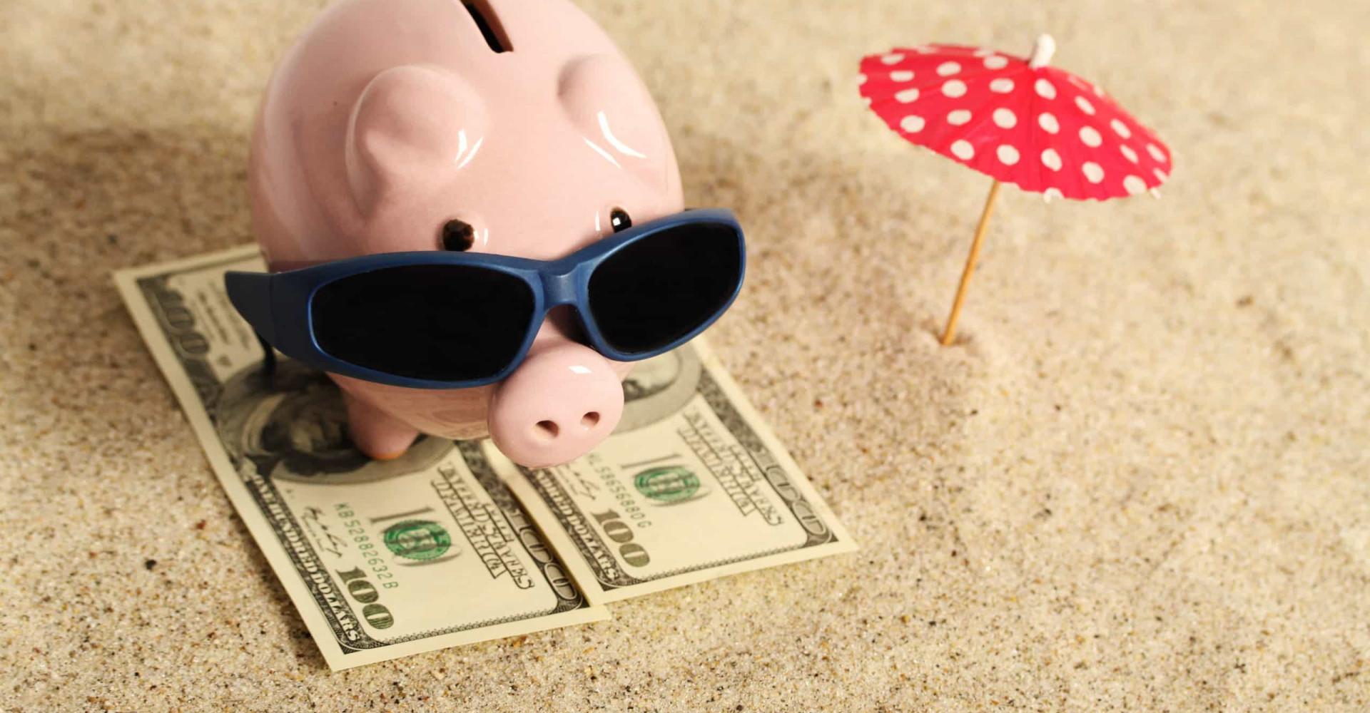 Trucos para preparar la cuenta bancaria para las vacaciones