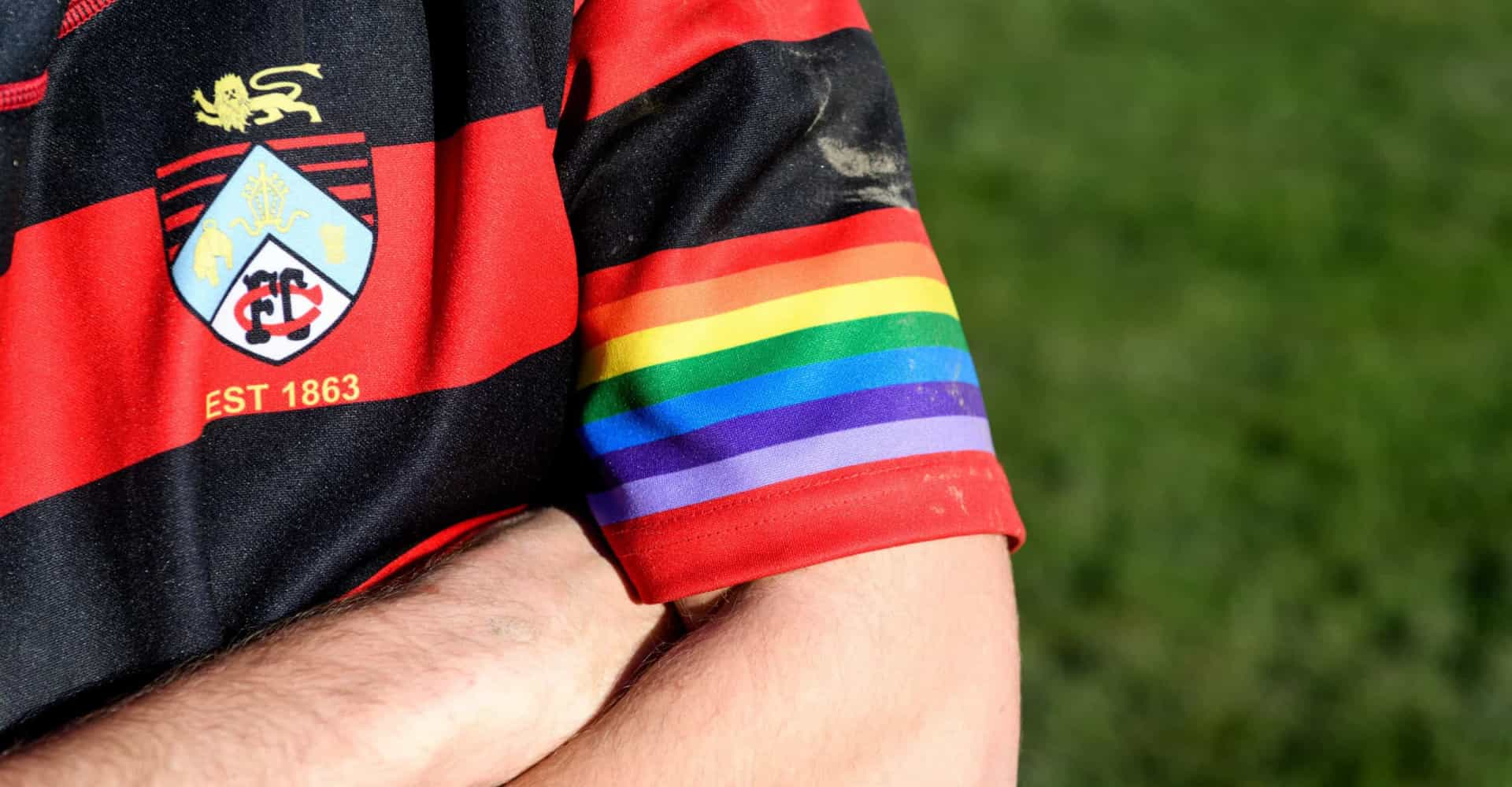 New Zealand's gay and inclusive rugby team