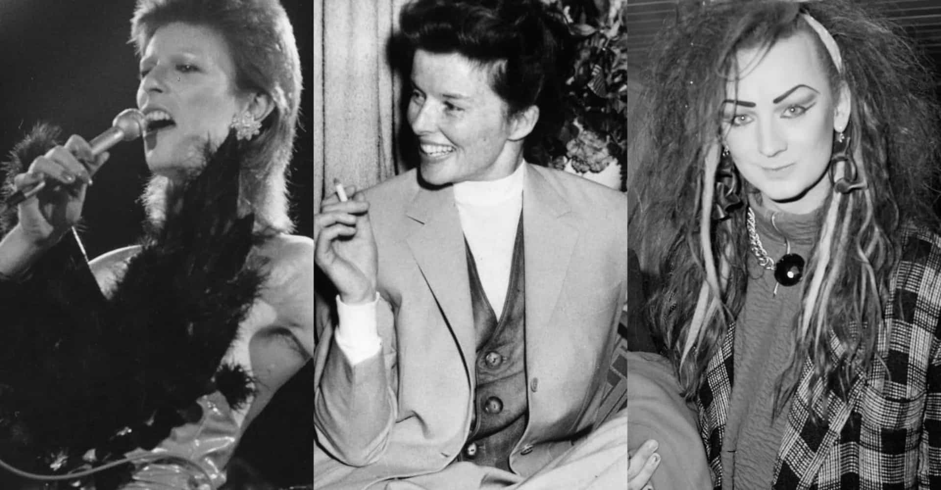 Androgynous style icons: Past and present