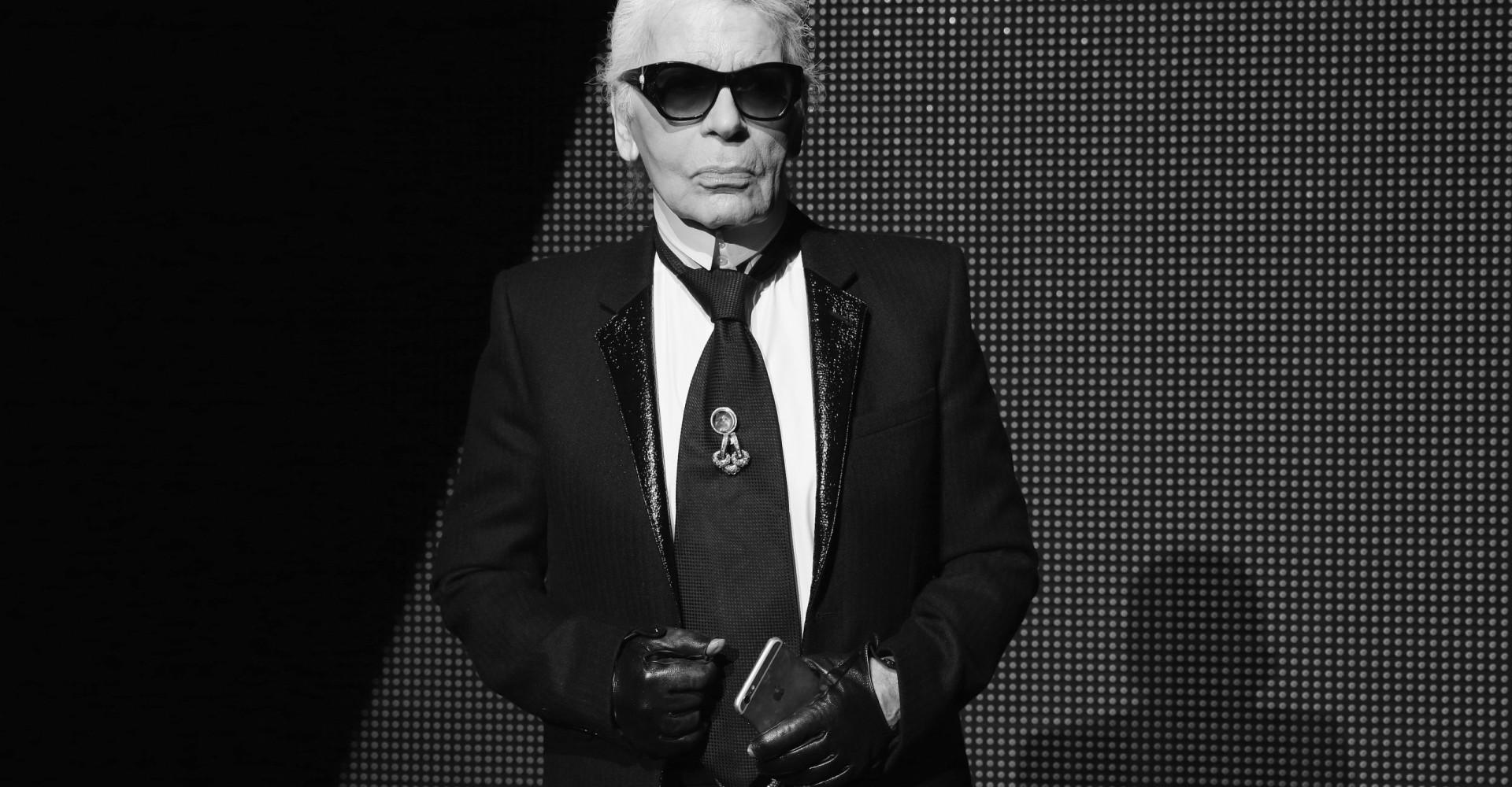 R.I.P. Karl Lagerfeld: Fakten über den Modezar