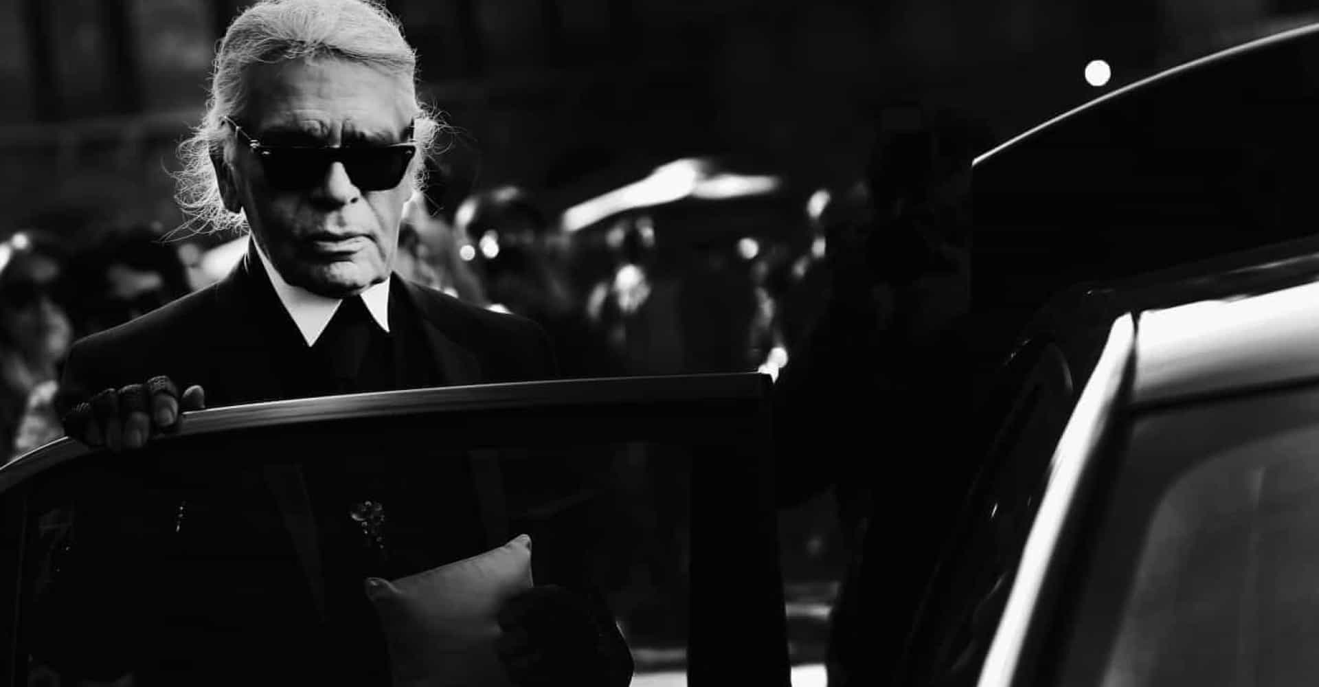 Karl Lagerfeld dør som 85-årig