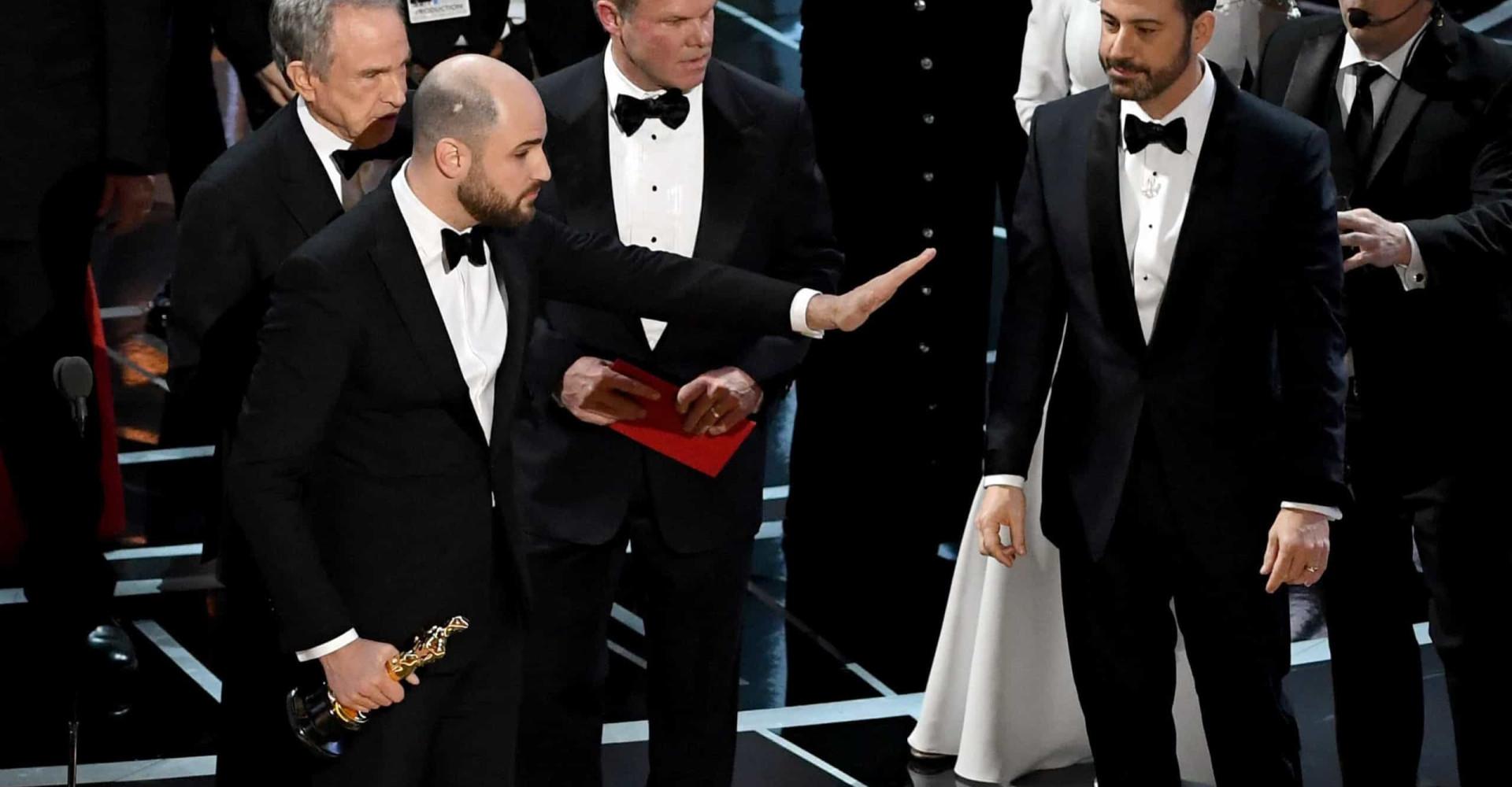 As gafes e polêmicas que marcaram o Oscar!
