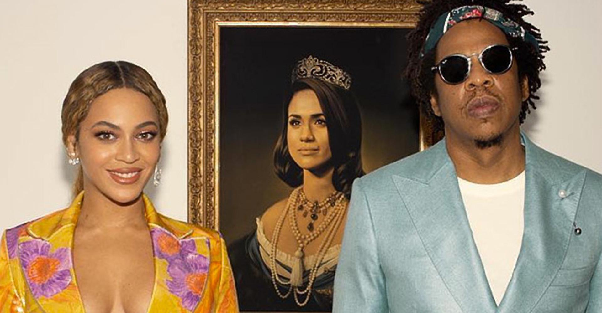 Beyoncé e Jay-Z coroam Meghan Markle como rainha após ataques racistas