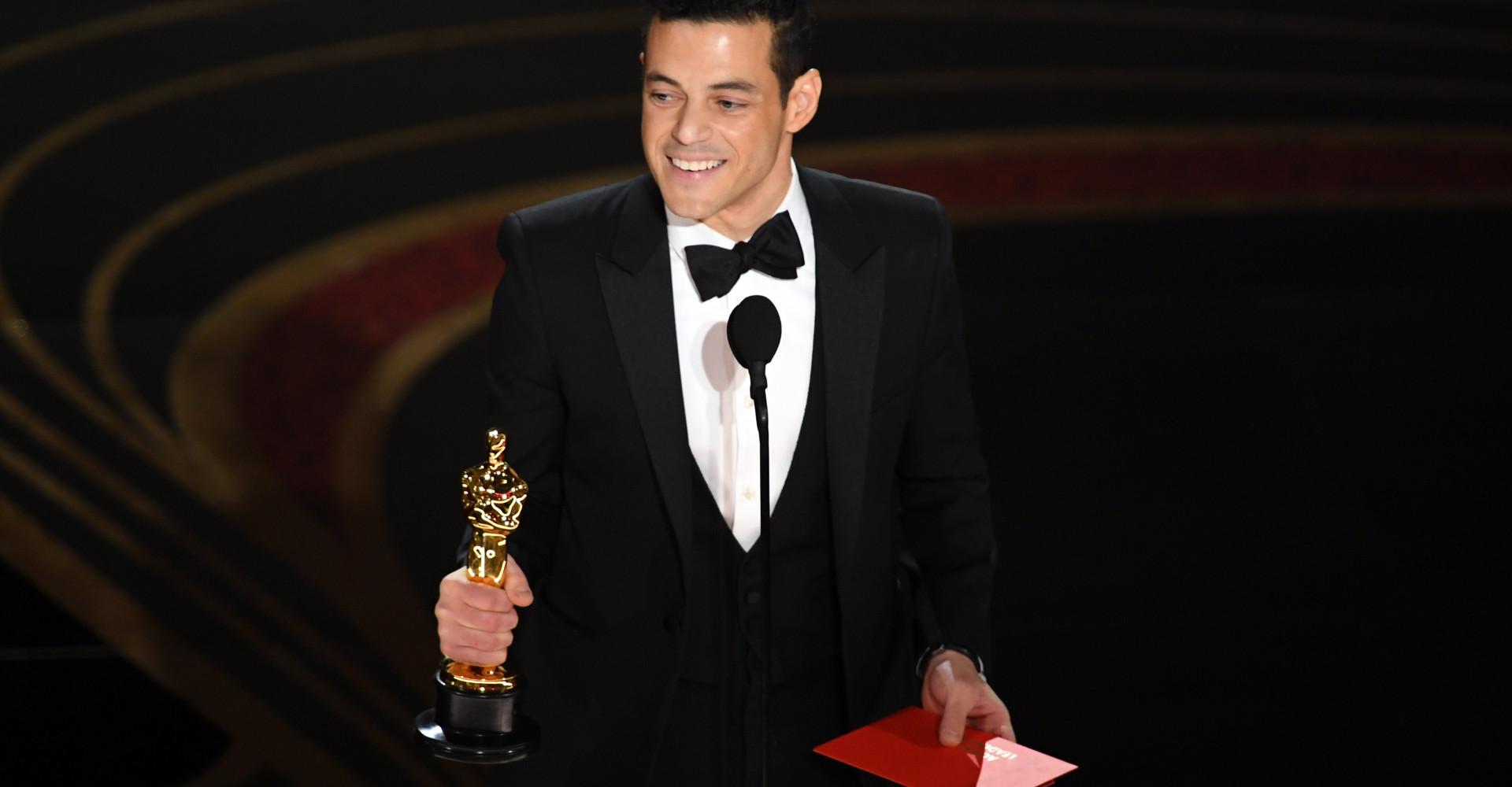 Oscar winner Rami Malek's magnificent roles