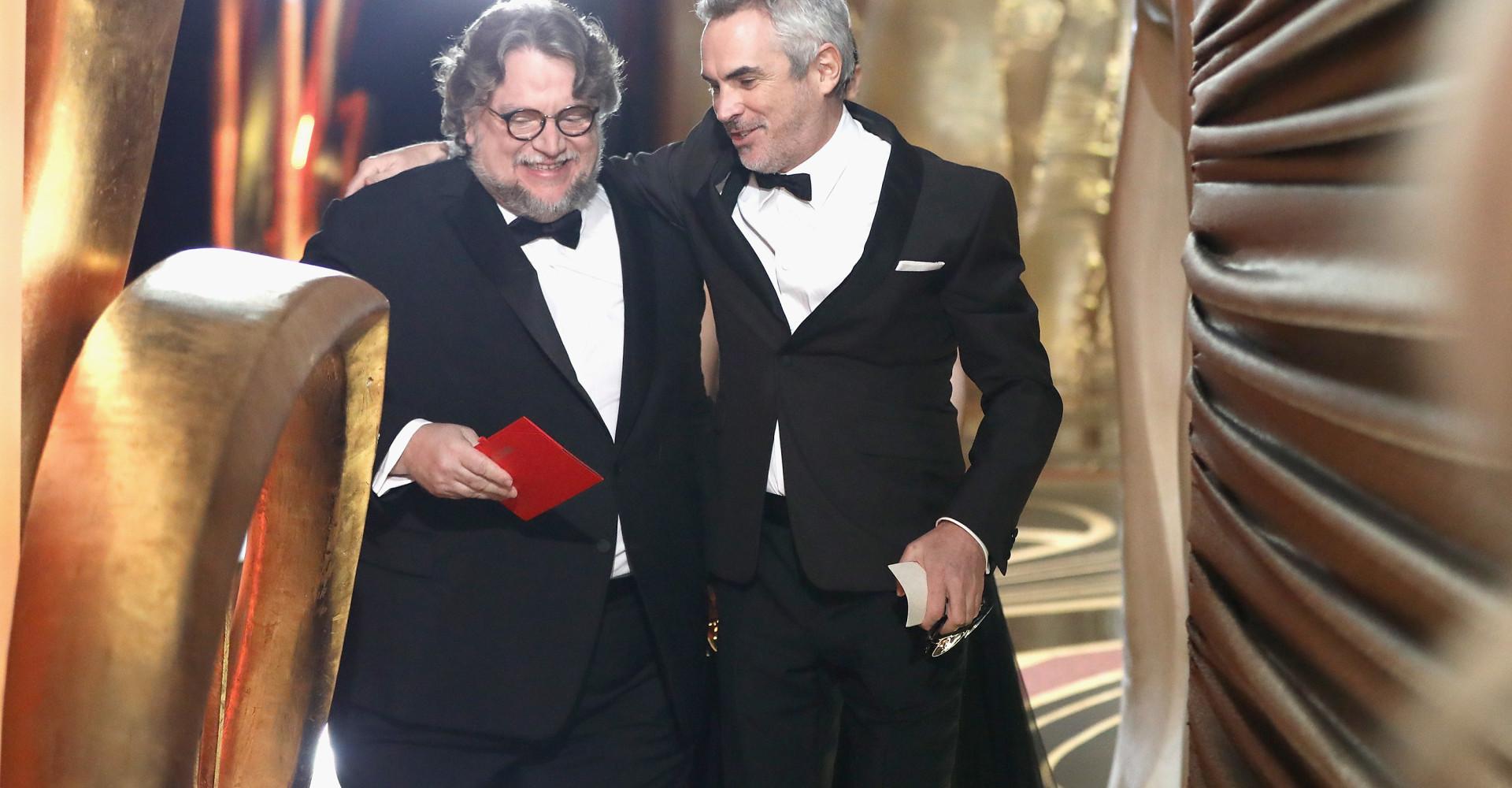 ¡Estos hispanos se llevaron el Oscar!