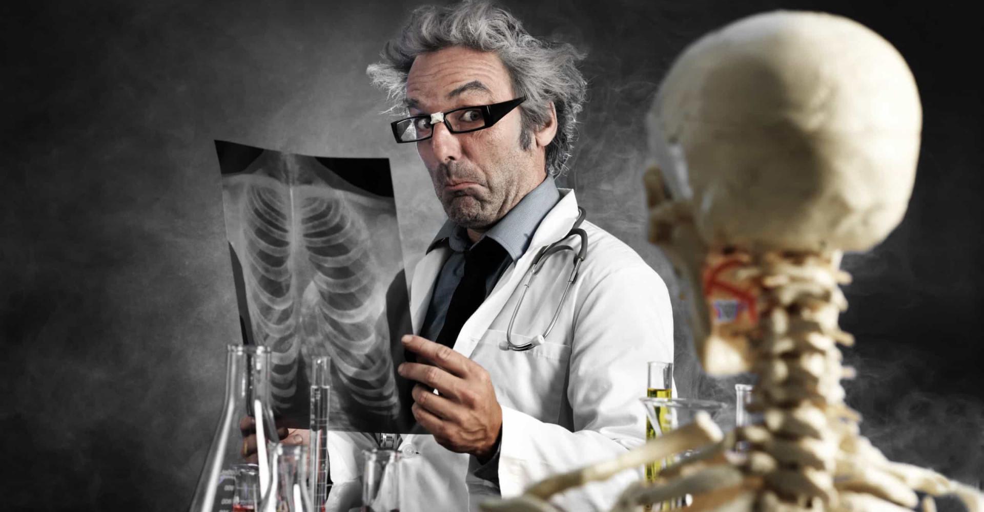 Näitä omituisia lääketieteellisiä faktoja ei uskoisi todeksi