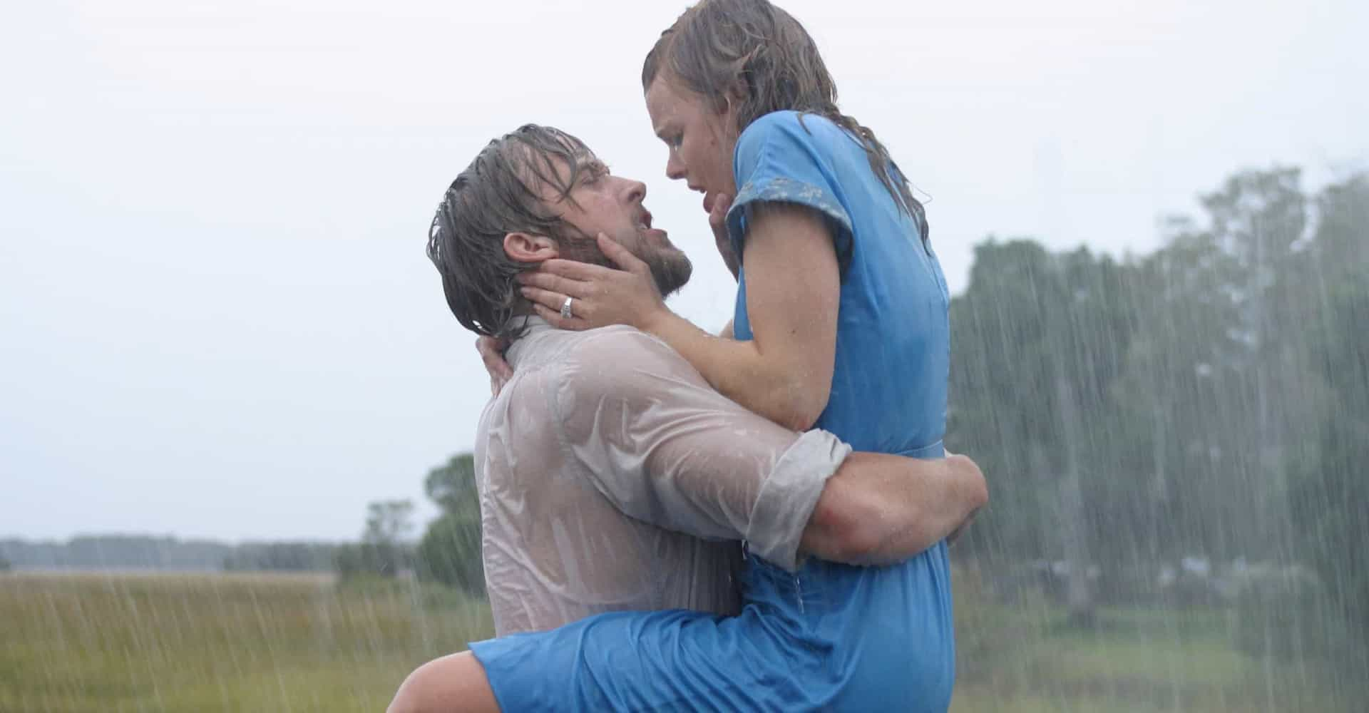 On-screen couples with great chemistry
