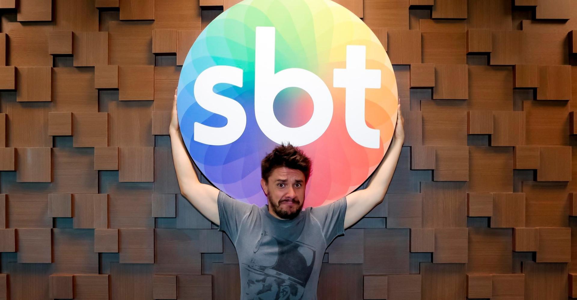 Oscar Filho, ex-'CQC', é contratado pelo SBT para o 'Programa da Maisa'