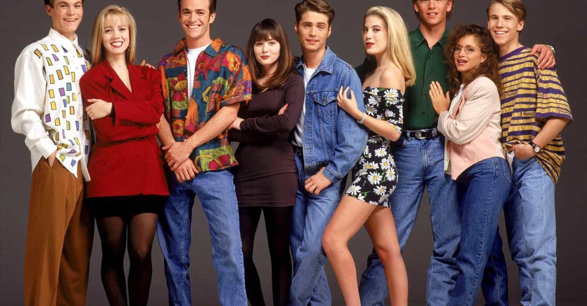 Beverly Hills: le casting a bien changé!