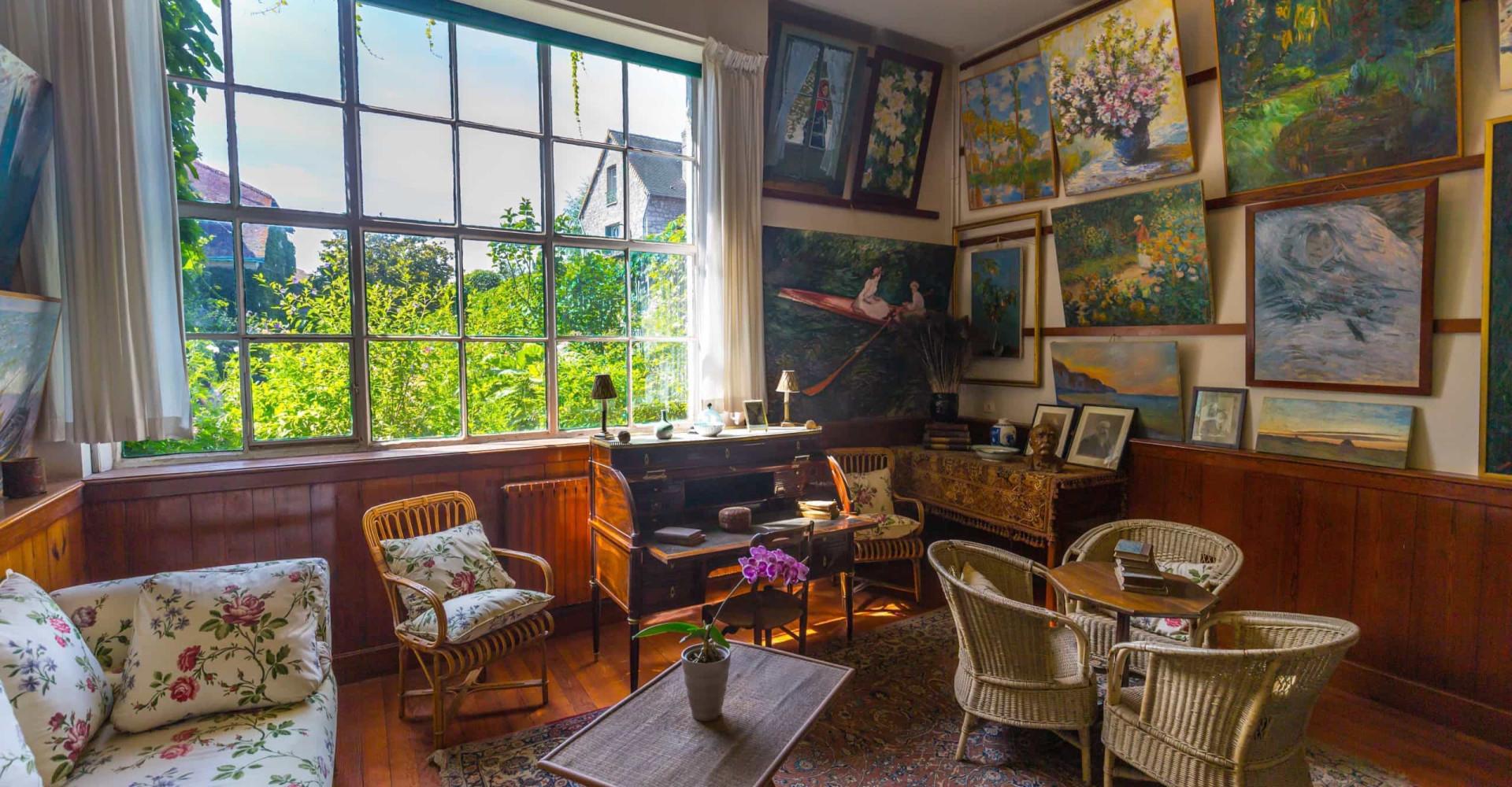 Maisons d'artistes: découvrez où ils ont vécu