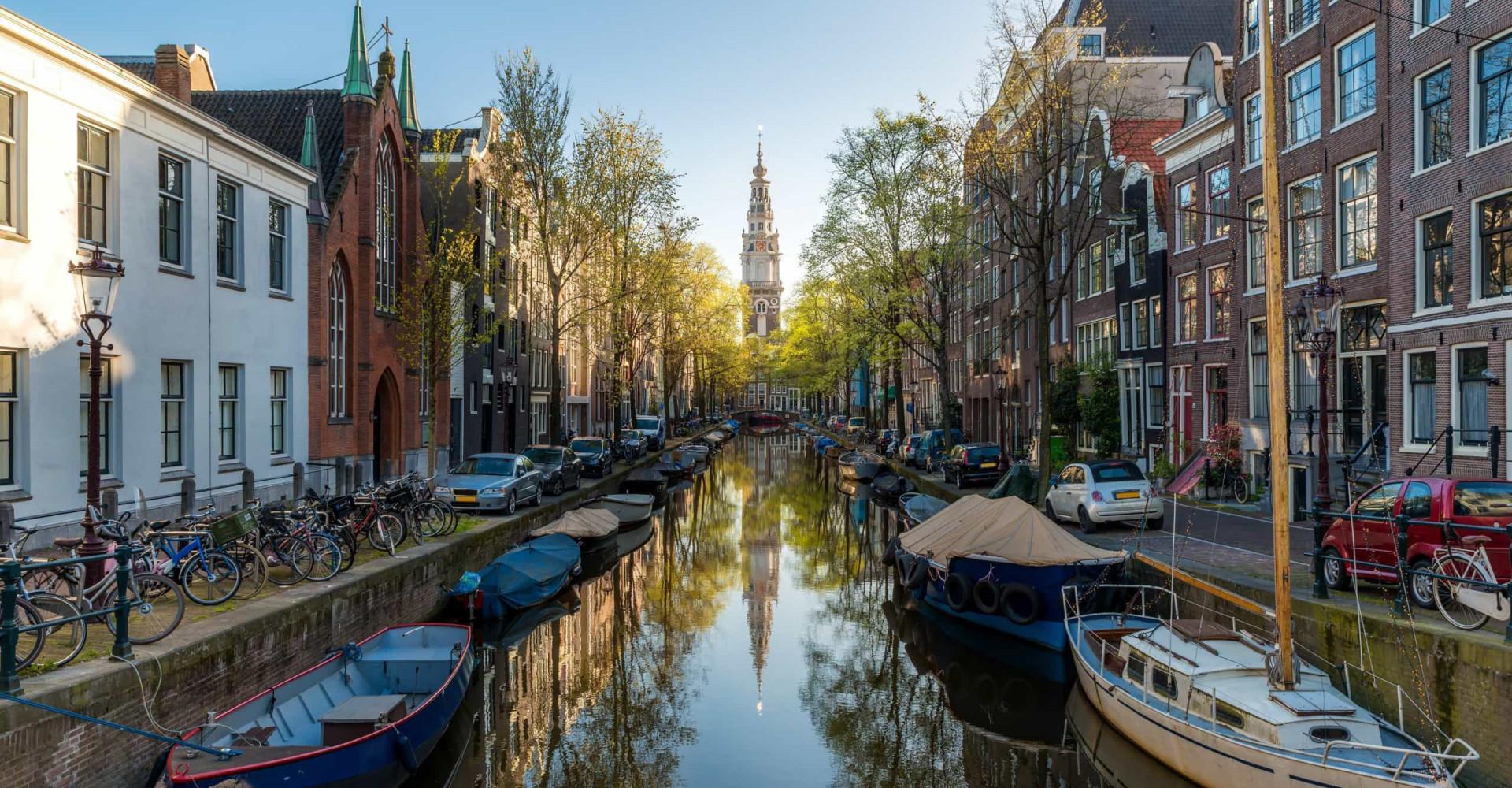 De allermooiste grachten van Nederland
