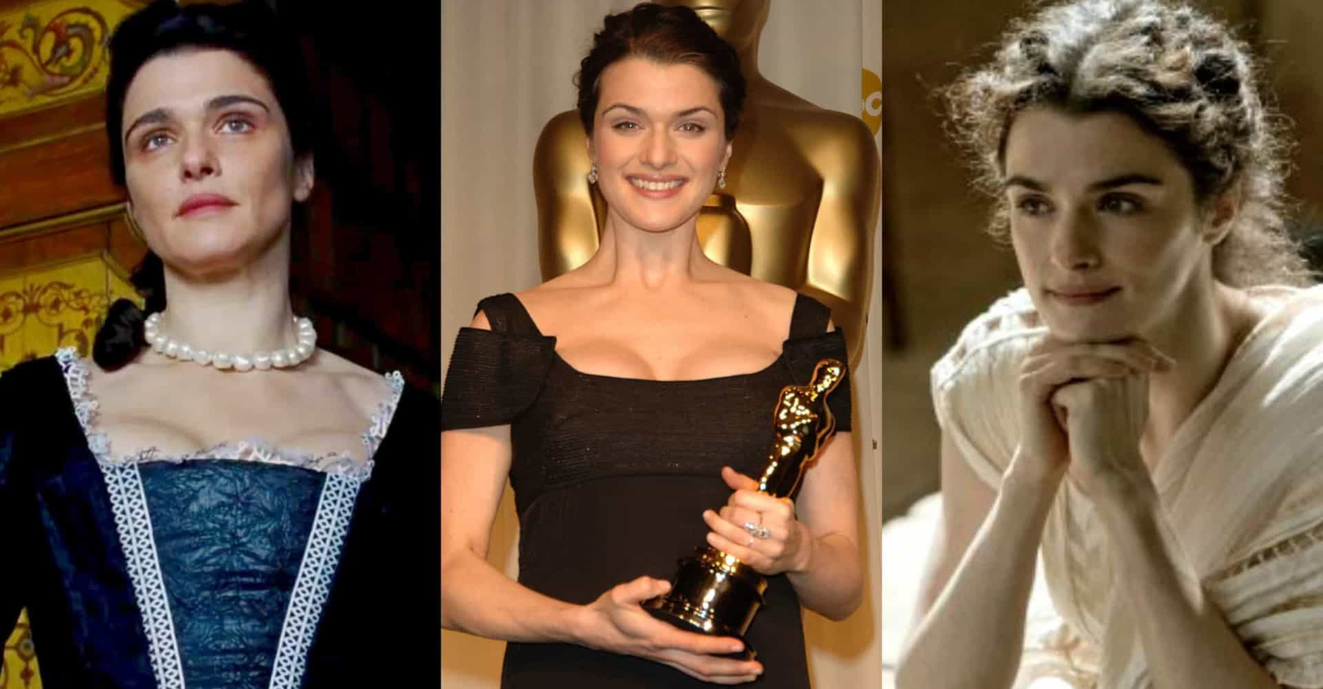 The best films of Rachel Weisz's career... so far!