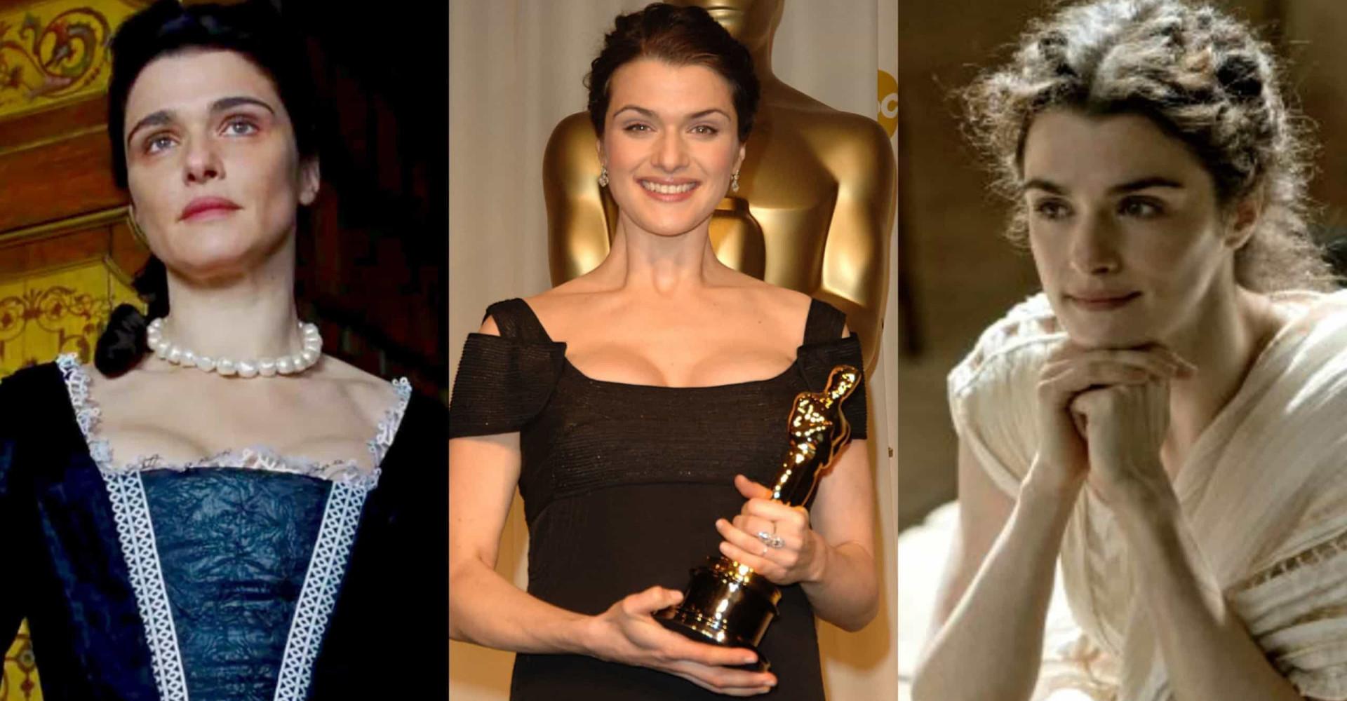 De beste filmene til Rachel Weisz – så langt!