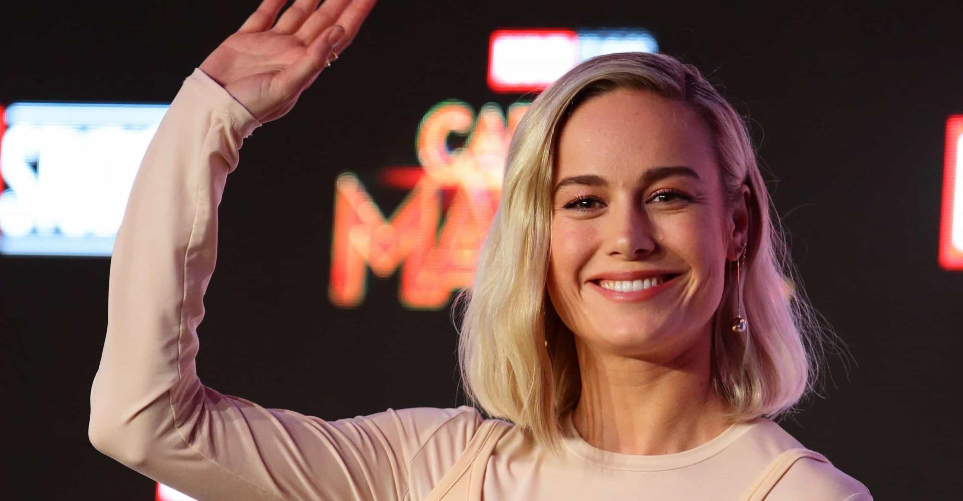 Brie Larson: De estrela juvenil a Capitão Marvel