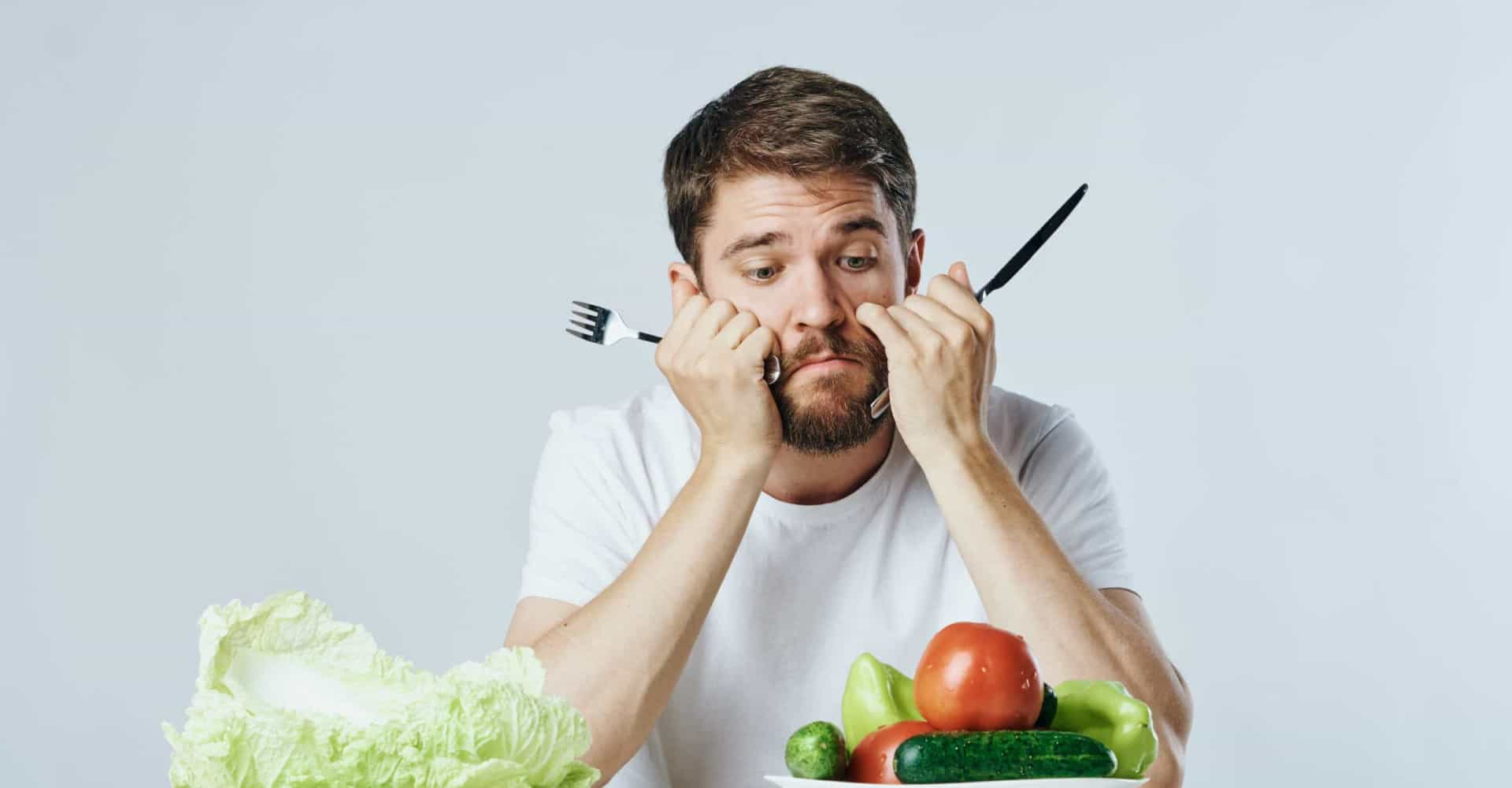 Zo voorkom je voedingstekorten als vegetariër