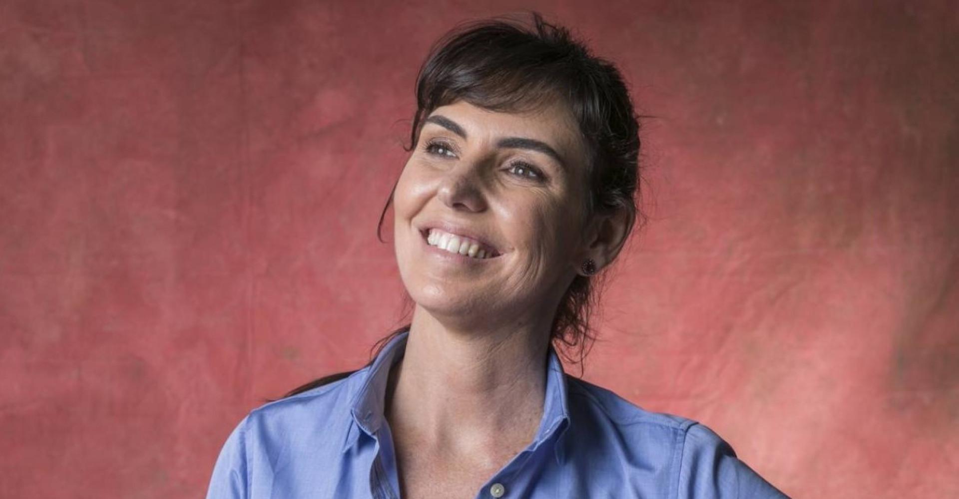 """Glenda Kozlowski rebate suposta crise na Globo: """"Está tudo ótimo"""""""