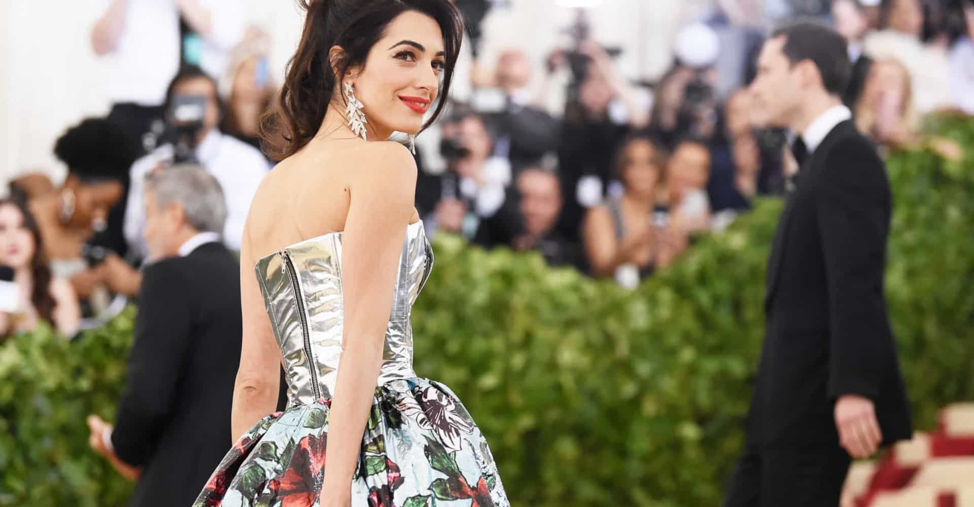 30 looks to steal from Amal Clooney