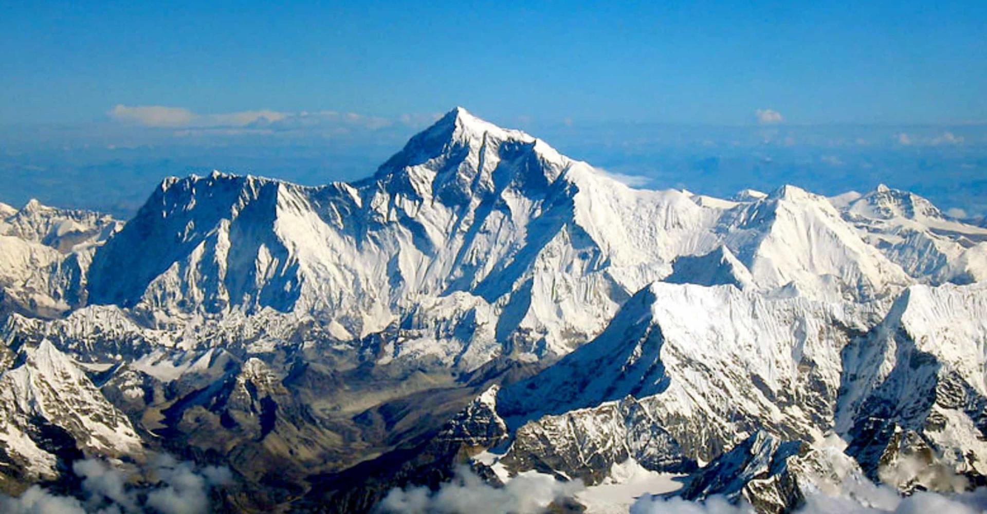Everest: une montagne entachée de sueur, de larmes et de sang