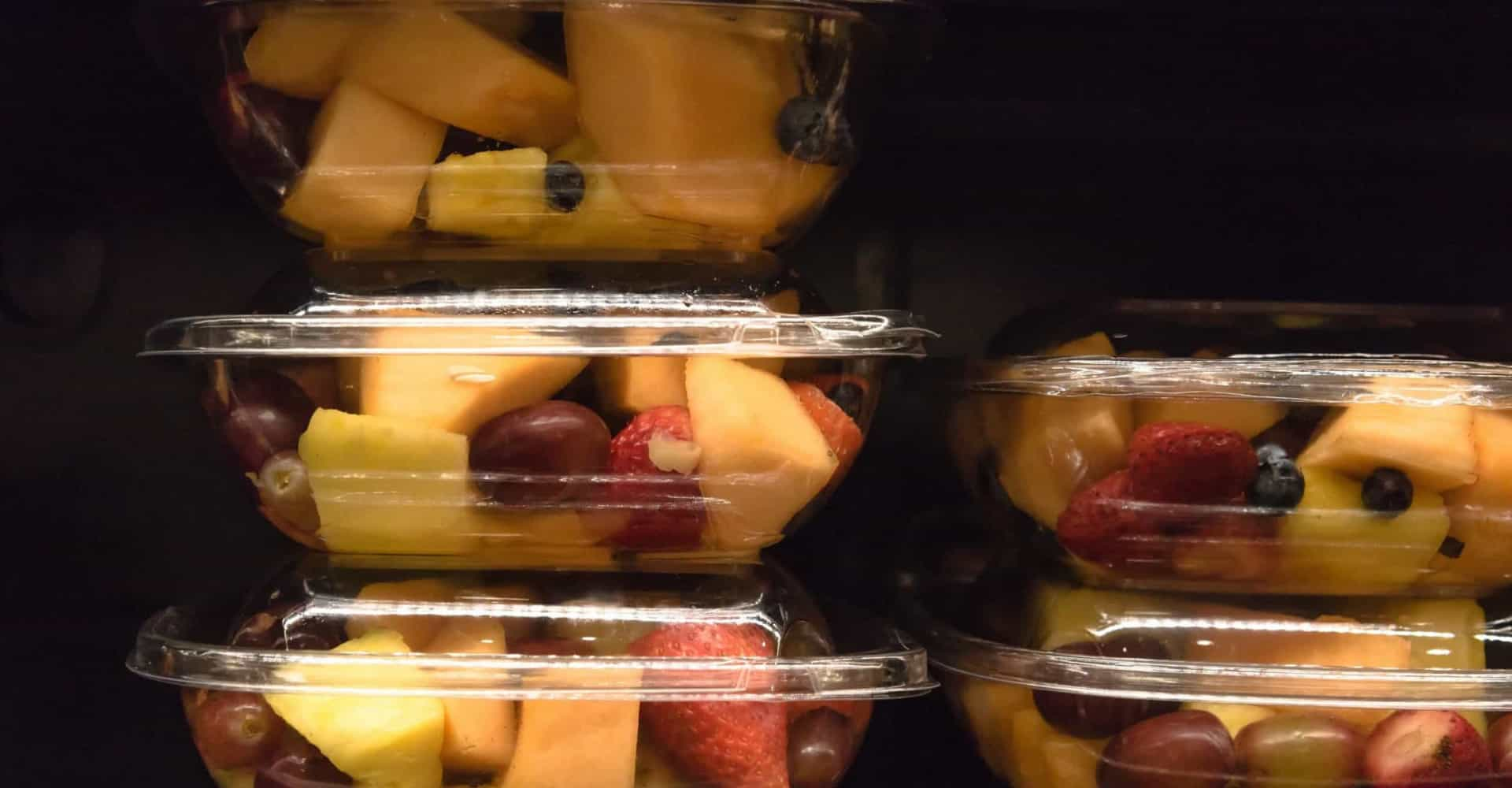 Is voorgesneden fruit minder gezond?