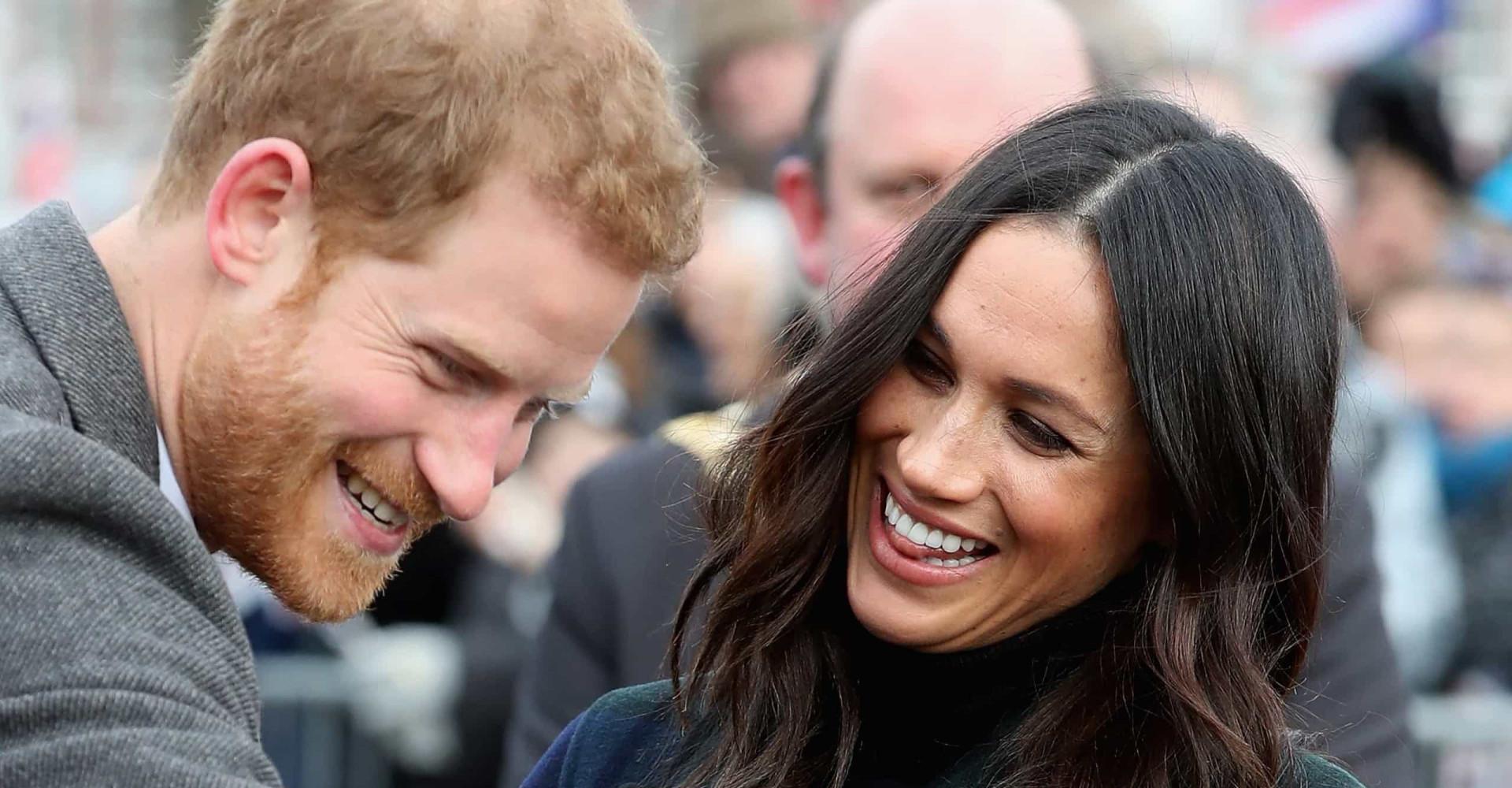 Voll viral: Meghan Markle und Prinz Harry sind jetzt auf Instagram