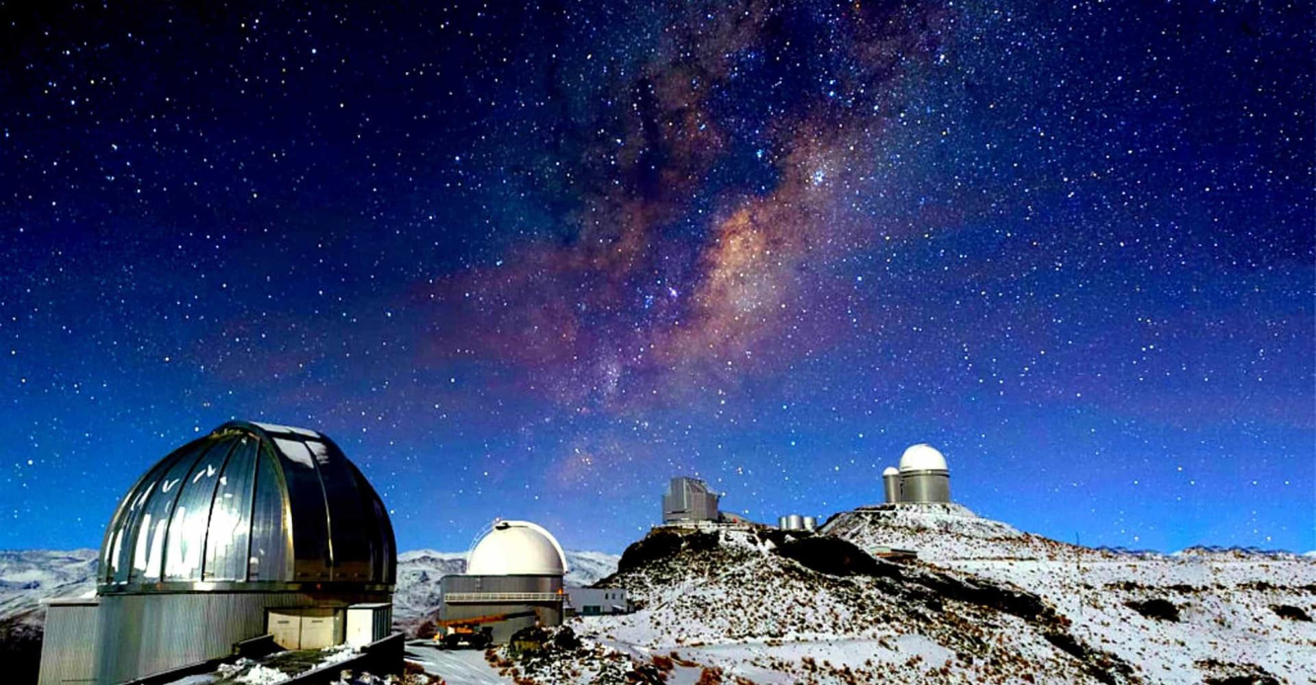 Världens mest imponerande astronomiska observatorier