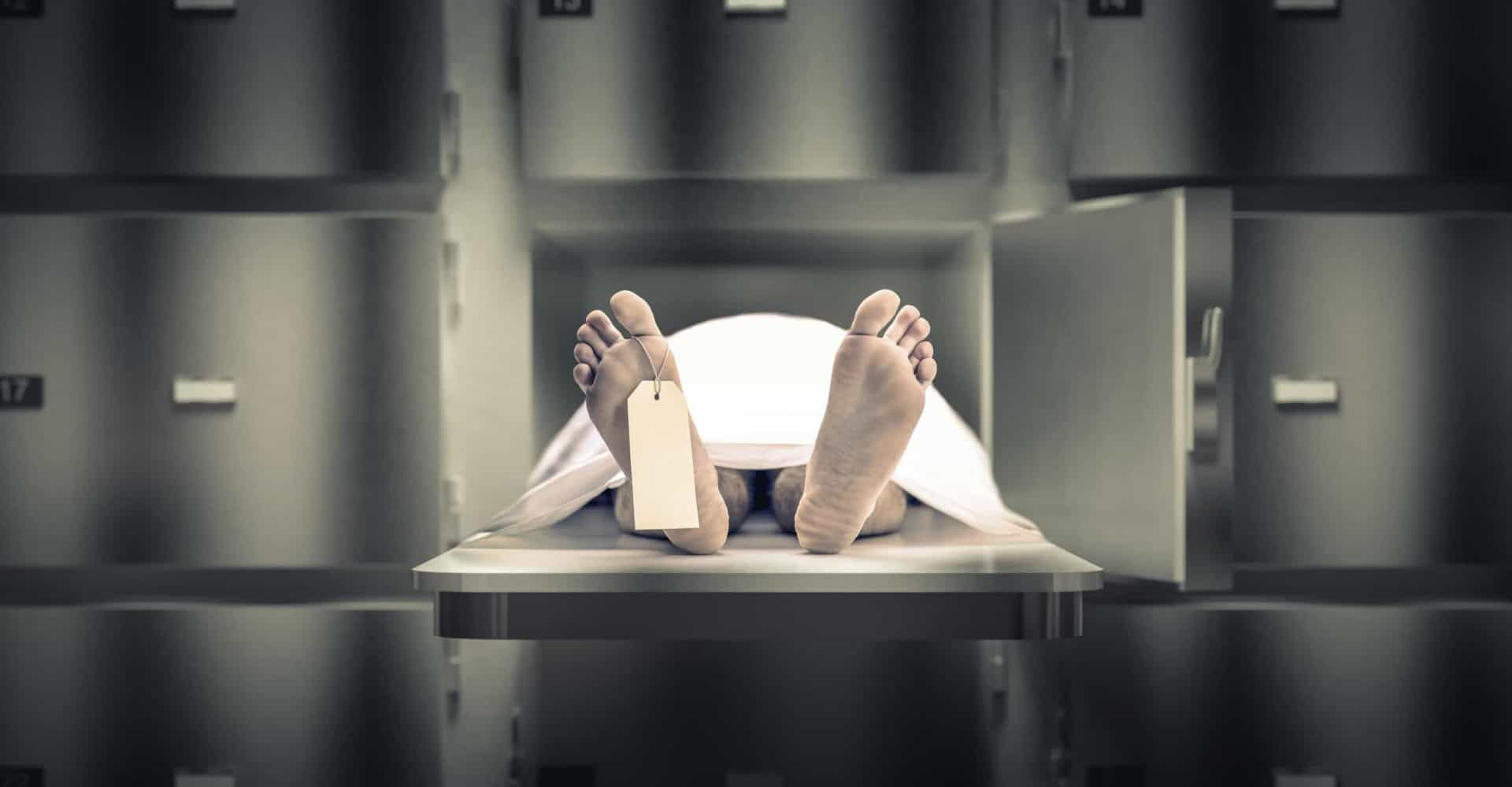 Weird things that happen to your body when you die