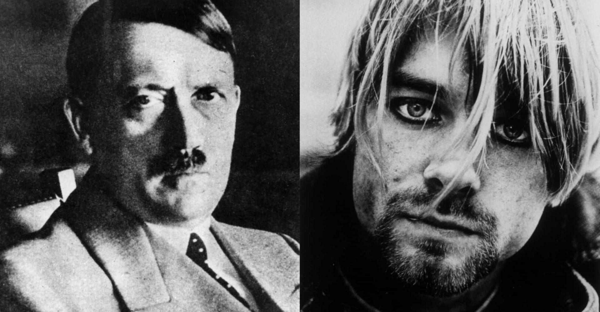 Sjokkerende selvmordsbrev skrevet av berømte personer
