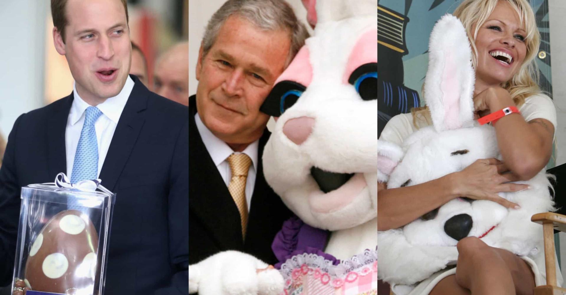 Les stars ne fêtent pas Pâques comme tout le monde