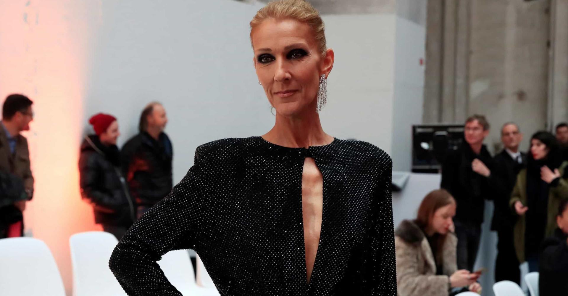 Diva extraordinaire Celine Dion tops Billboard's charts