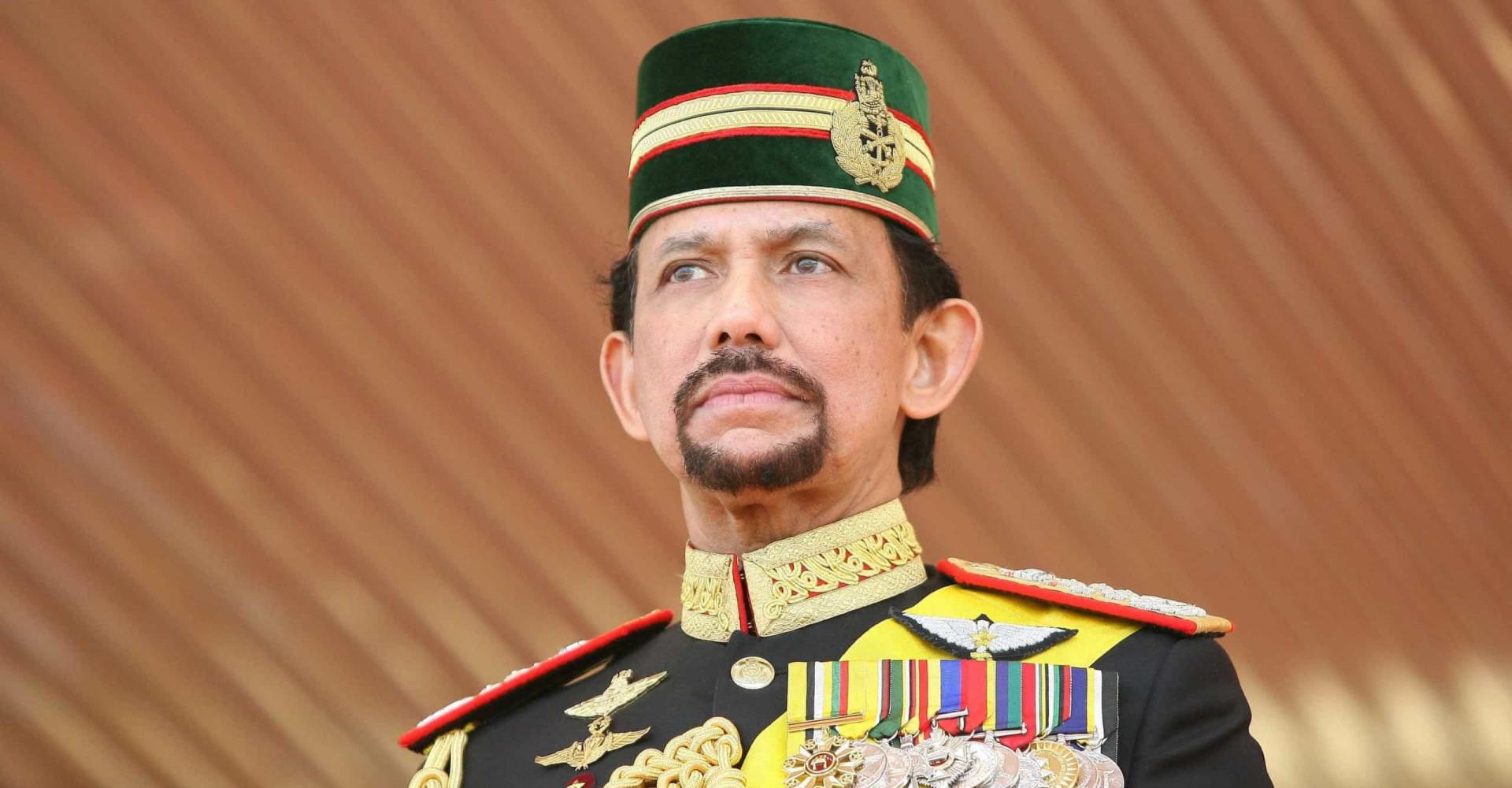 Le sultan de Brunei: portrait d'un roi sulfureux