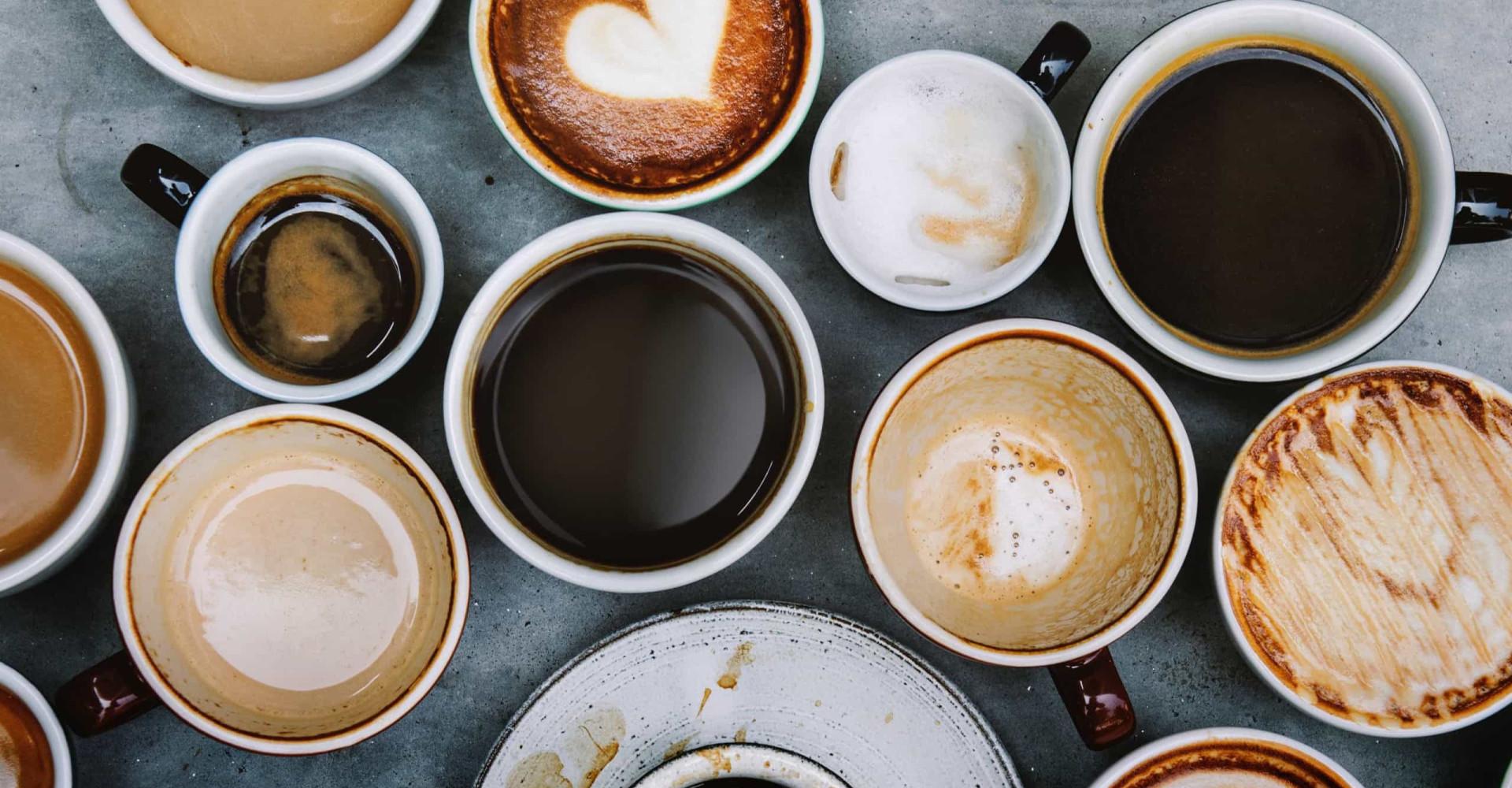 Uit deze mok smaakt je koffie het lekkerst